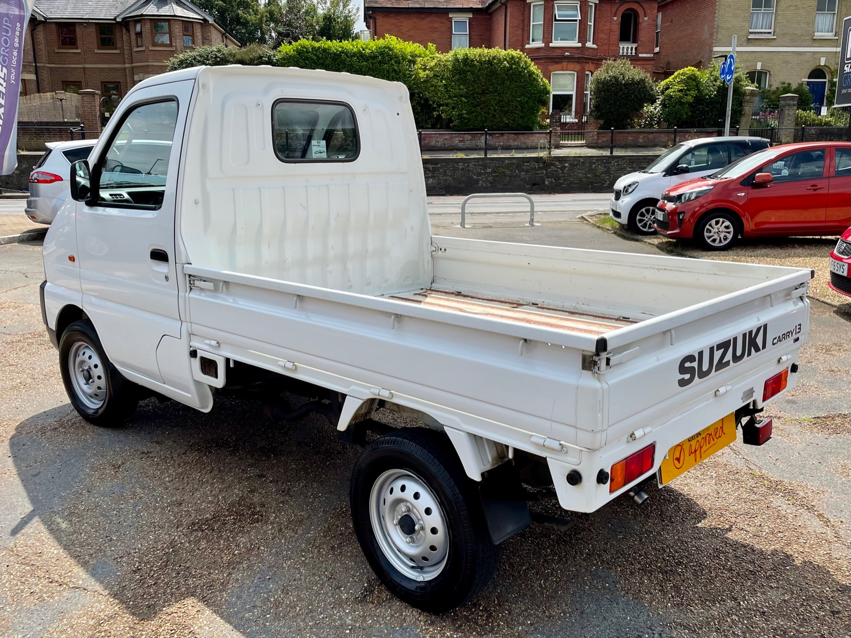 Car For Sale Suzuki Carry - HW04FFD Sixers Group Image #3