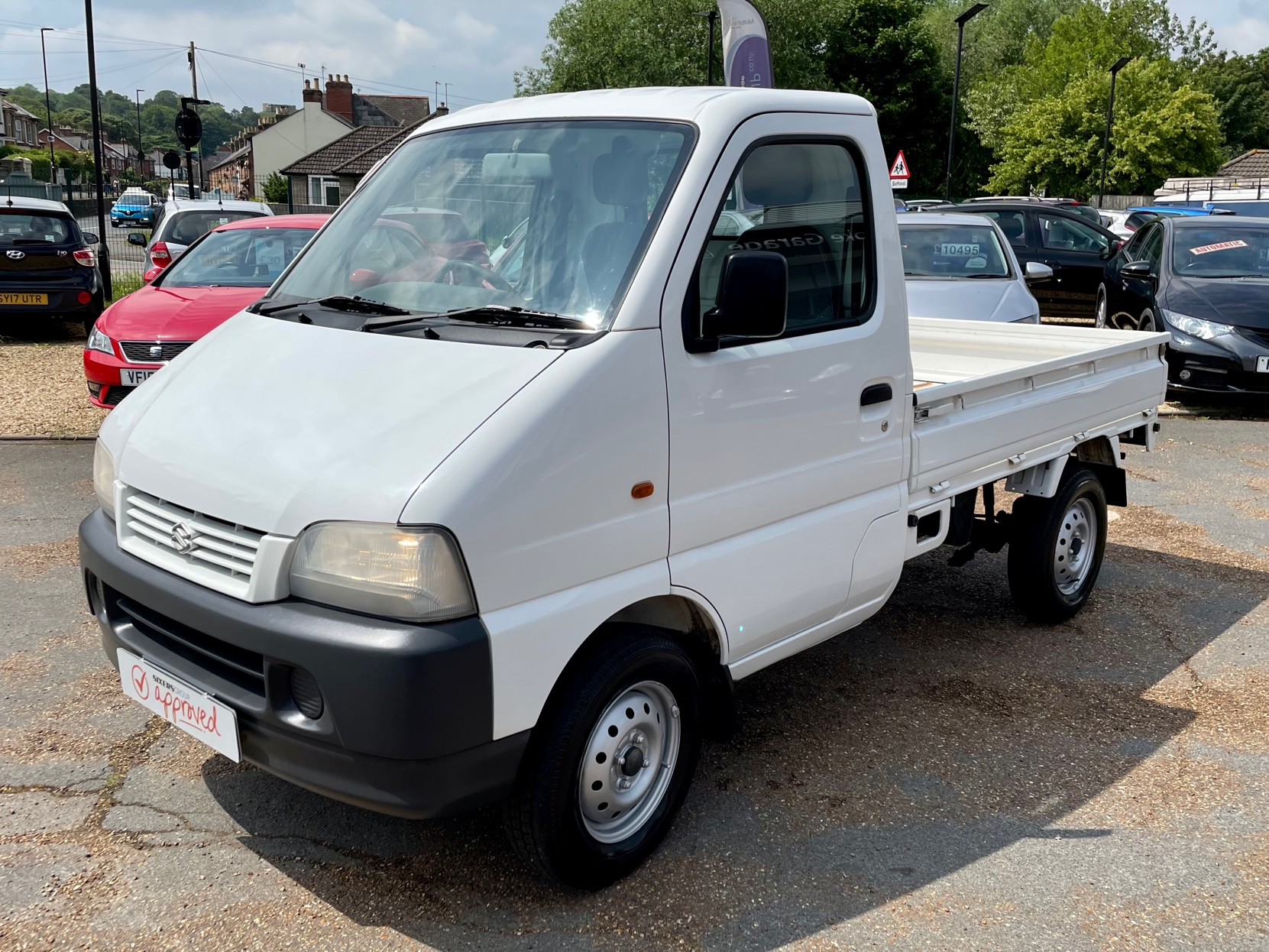 Car For Sale Suzuki Carry - HW04FFD Sixers Group Image #5