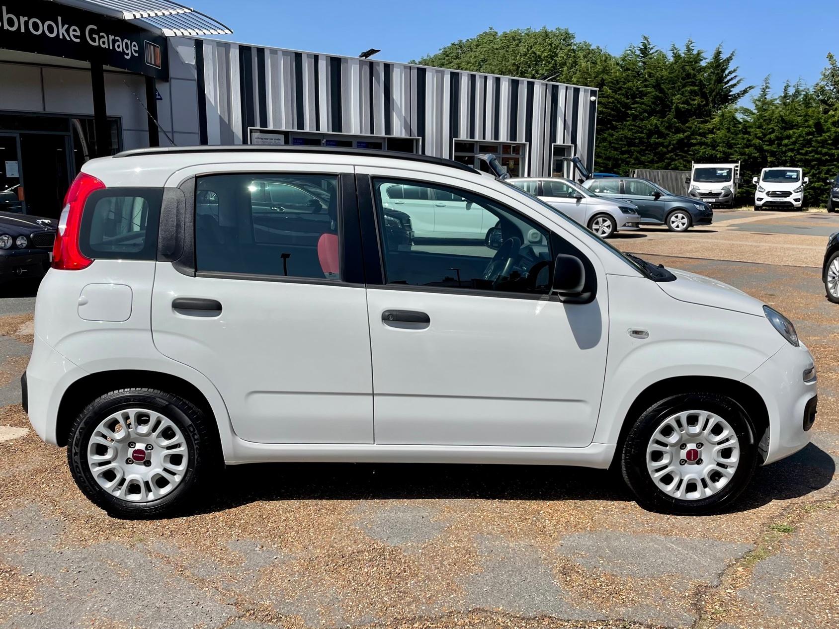 Car For Sale Fiat Panda - HK64EZV Sixers Group Image #1