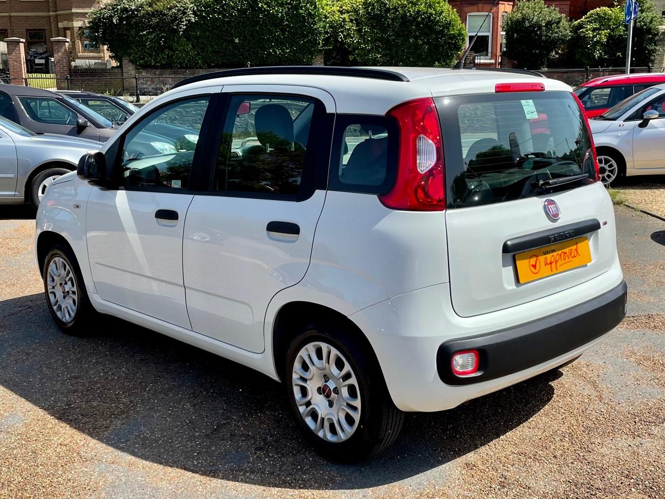 Car For Sale Fiat Panda - HK64EZV Sixers Group Image #2