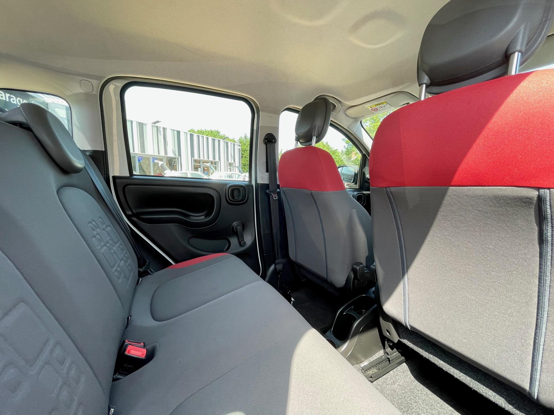 Car For Sale Fiat Panda - HK64EZV Sixers Group Image #3