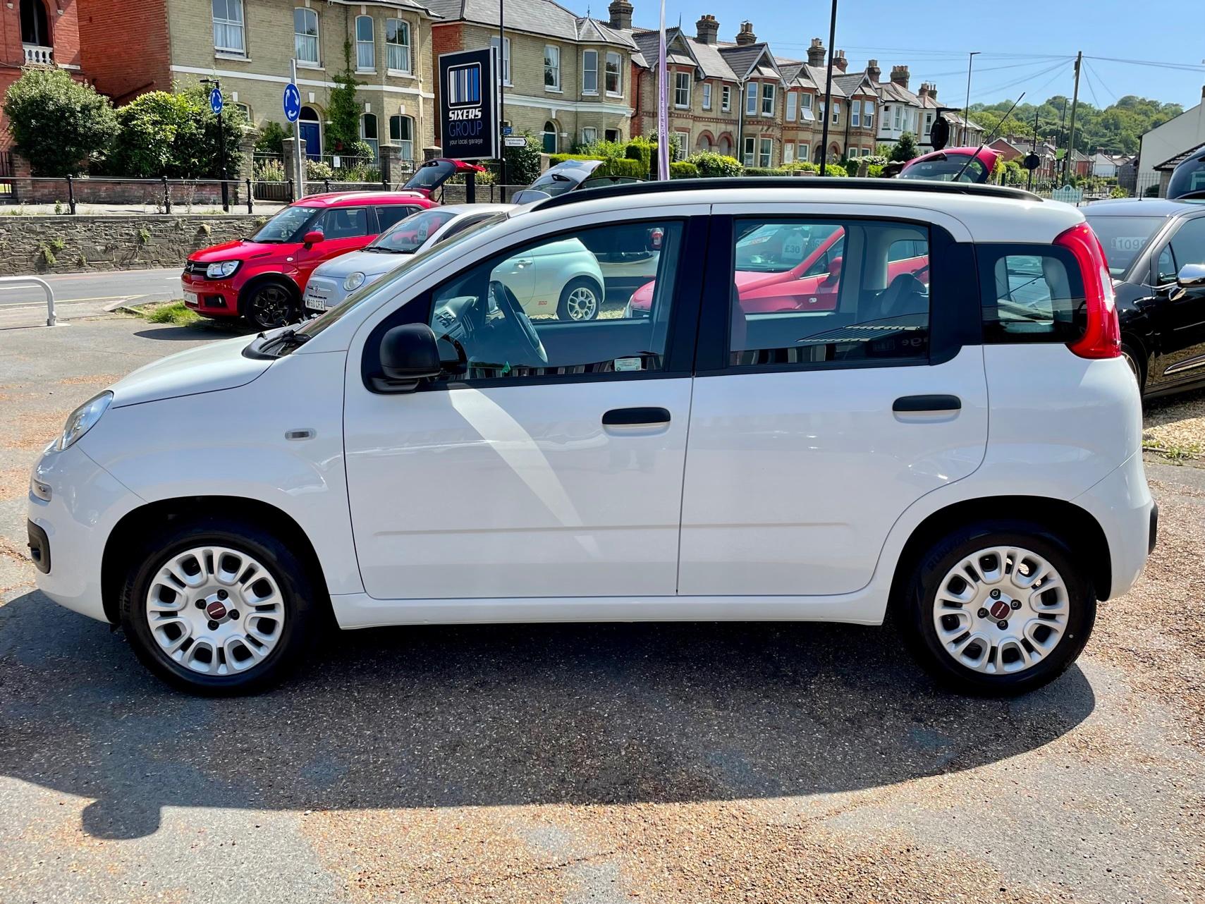 Car For Sale Fiat Panda - HK64EZV Sixers Group Image #5