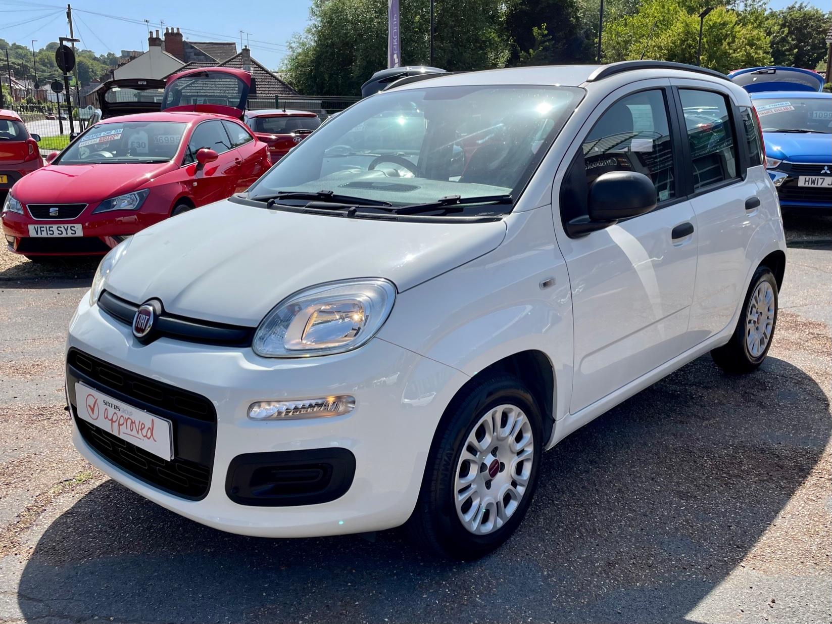 Car For Sale Fiat Panda - HK64EZV Sixers Group Image #6