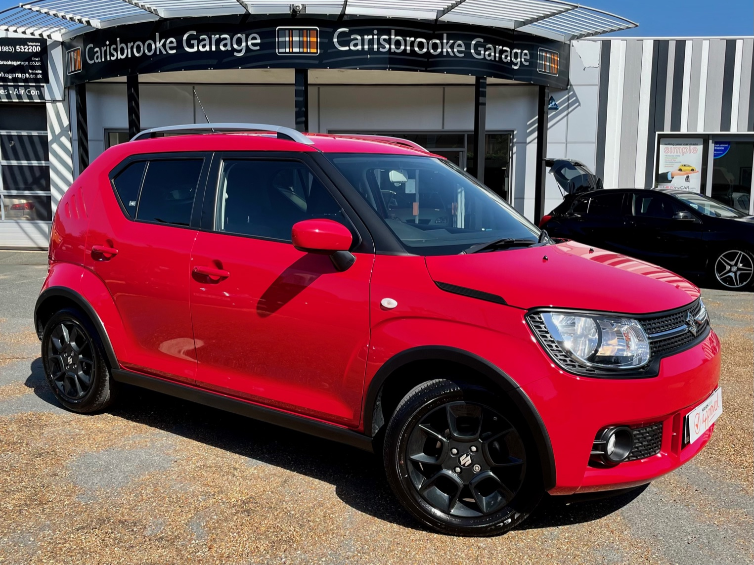 Car For Sale Suzuki Ignis - HW20NUO Sixers Group Image #0