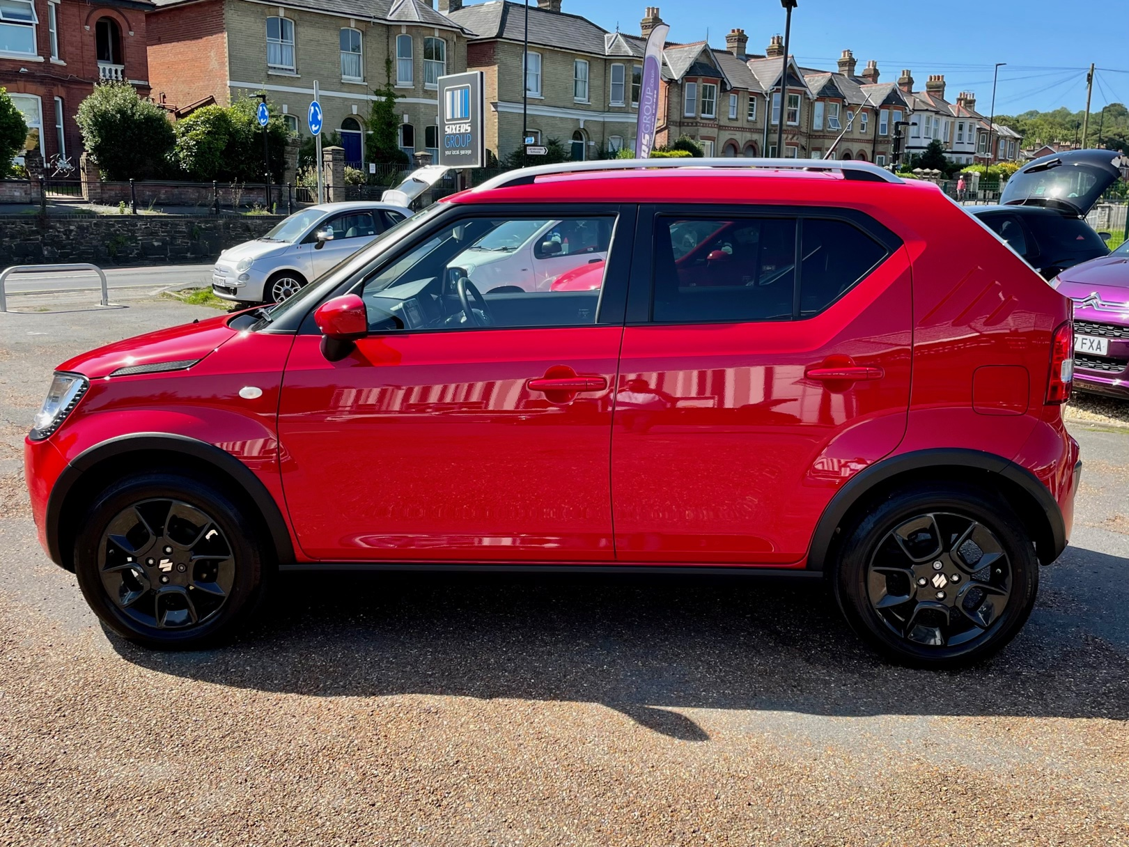 Car For Sale Suzuki Ignis - HW20NUO Sixers Group Image #5