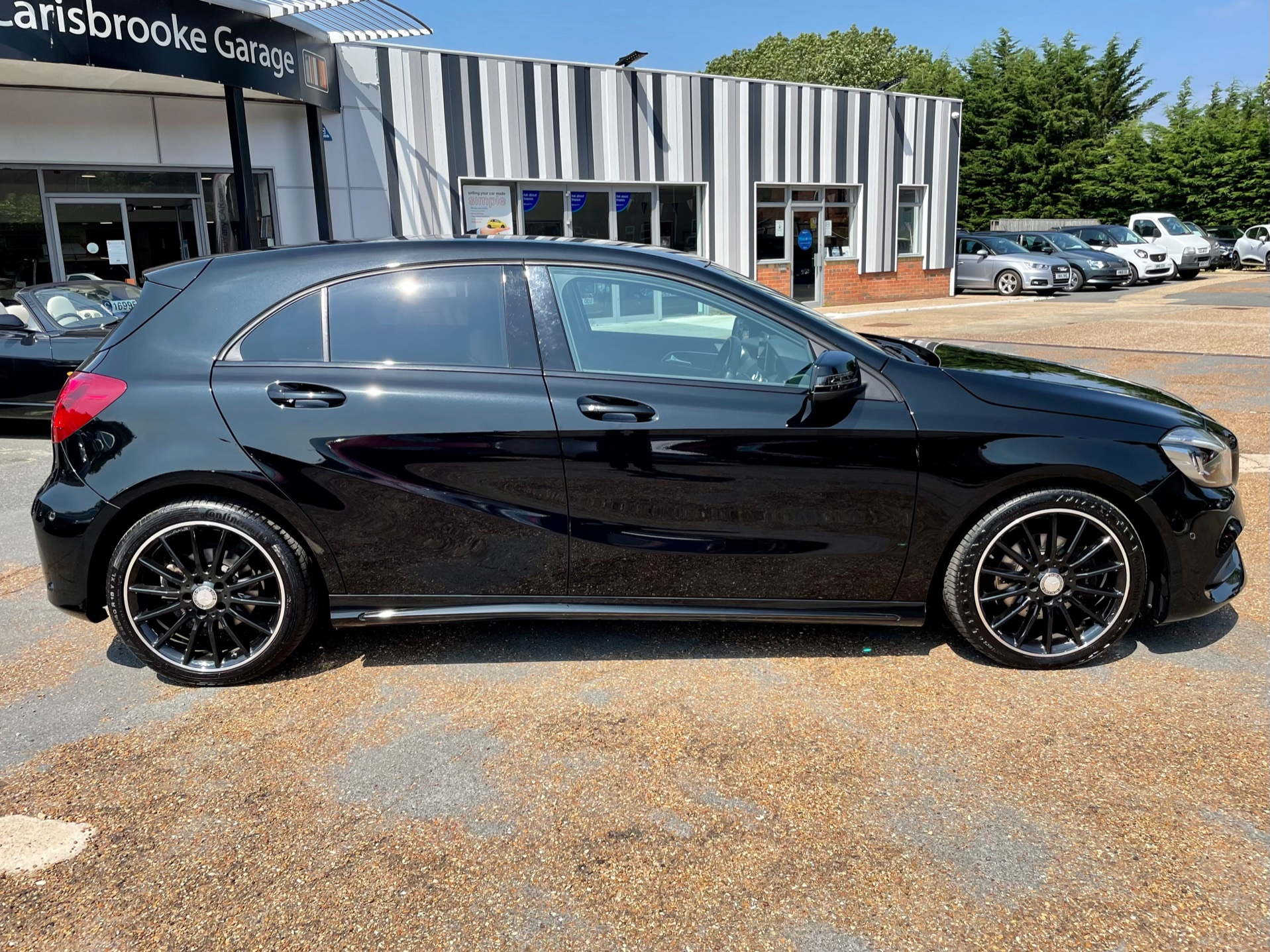 Car For Sale Mercedes A200 - SP17HVG Sixers Group Image #1