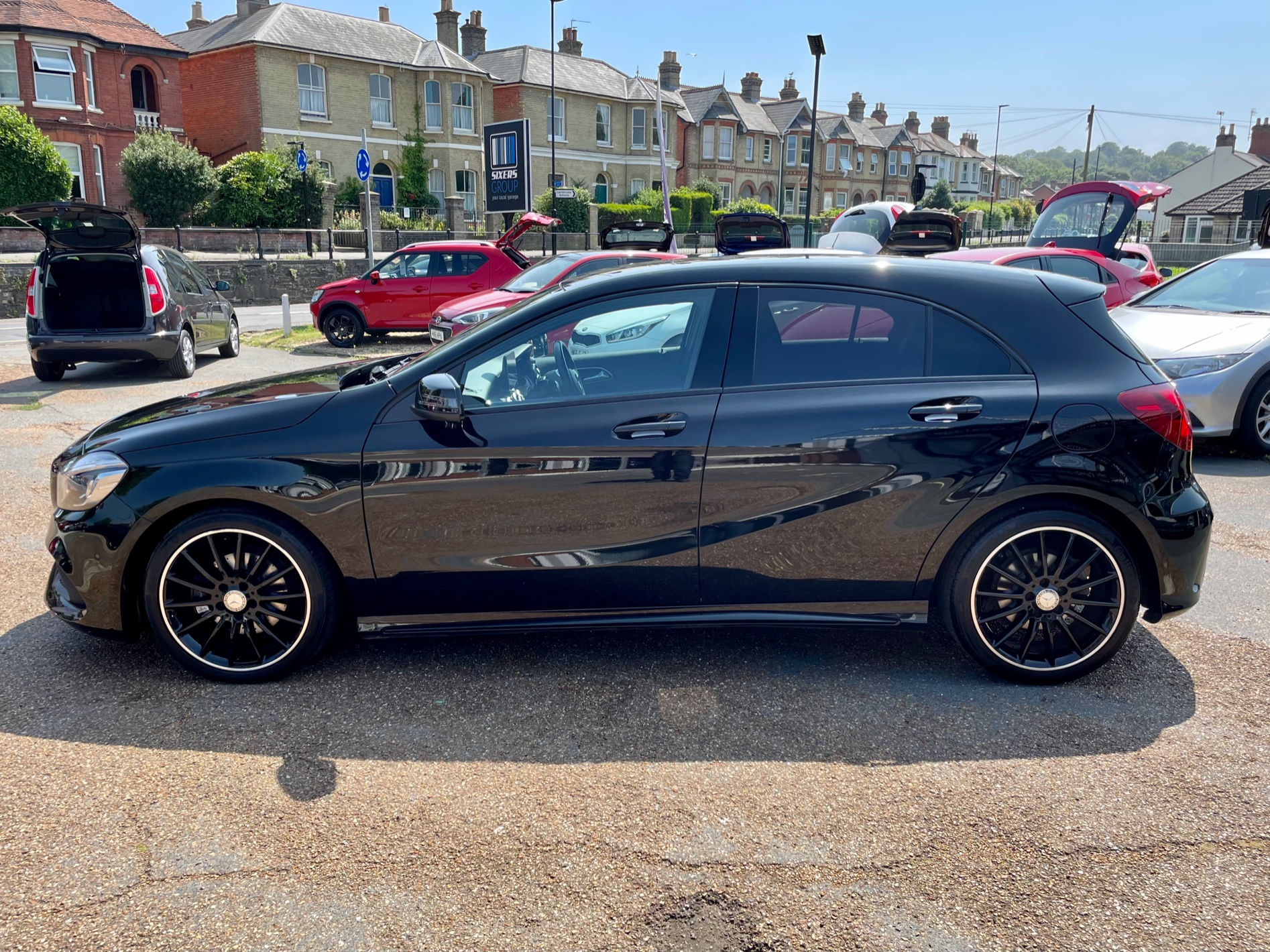 Car For Sale Mercedes A200 - SP17HVG Sixers Group Image #4