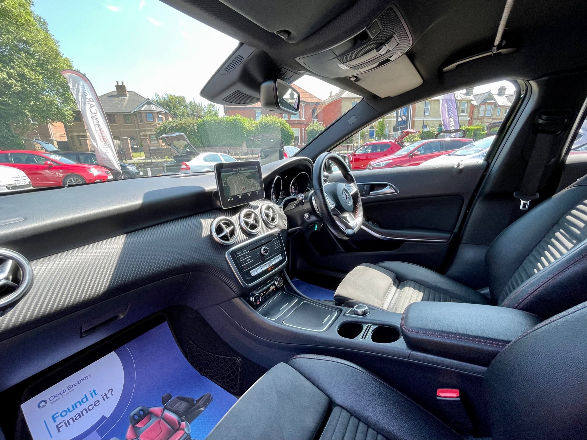Car For Sale Mercedes A200 - SP17HVG Sixers Group Image #6