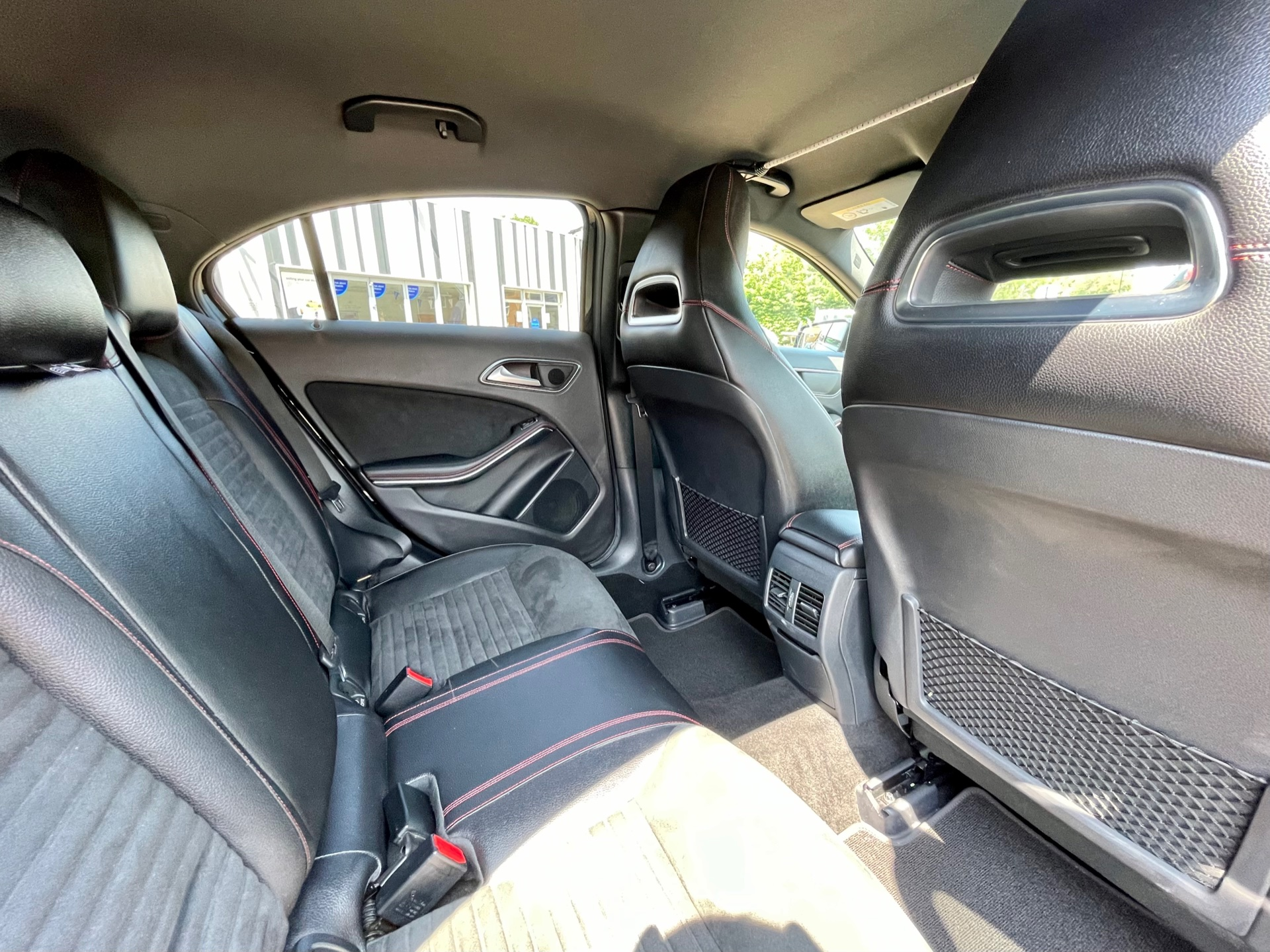 Car For Sale Mercedes A200 - SP17HVG Sixers Group Image #7