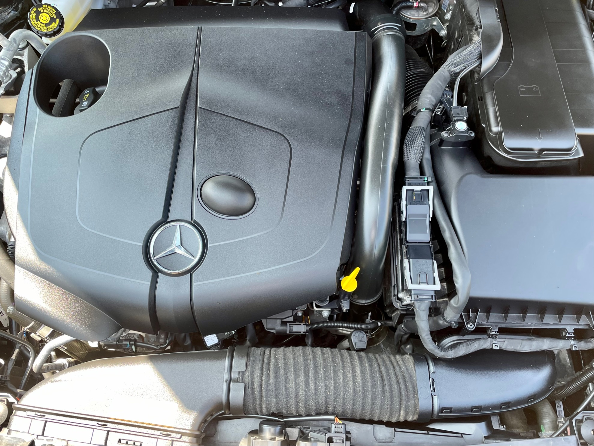 Car For Sale Mercedes A200 - SP17HVG Sixers Group Image #9