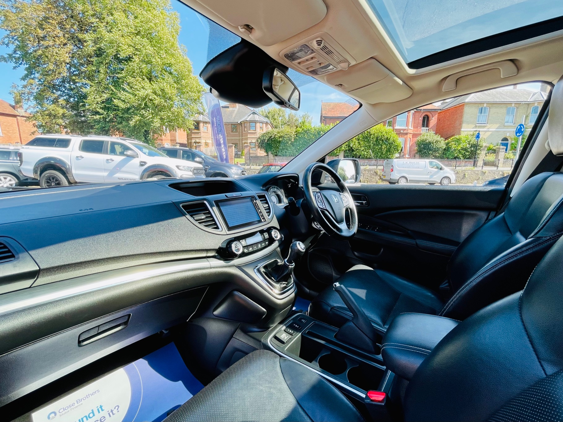 Car For Sale Honda CRV - FX66BUU Sixers Group Image #6