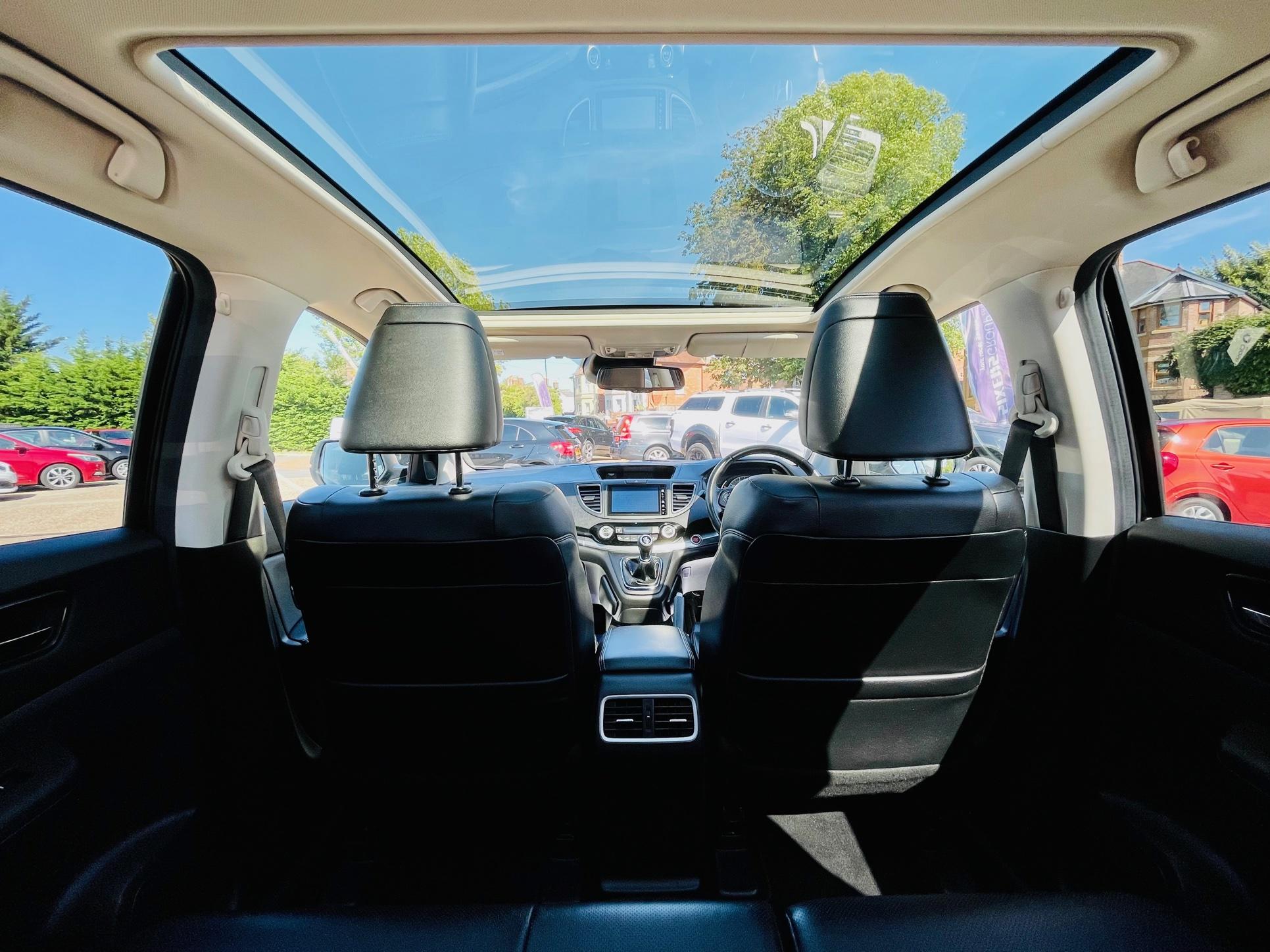 Car For Sale Honda CRV - FX66BUU Sixers Group Image #8
