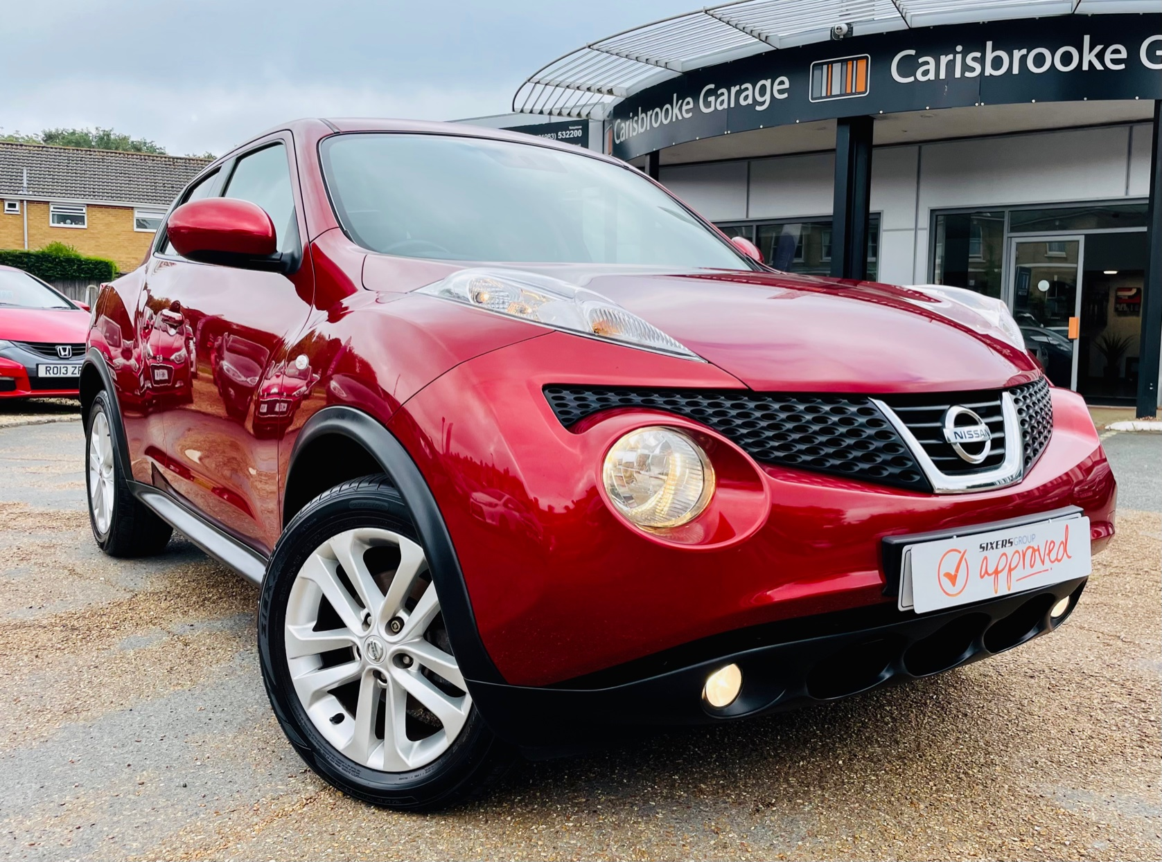 Car For Sale Nissan Juke - HW11HLX Sixers Group Image #0