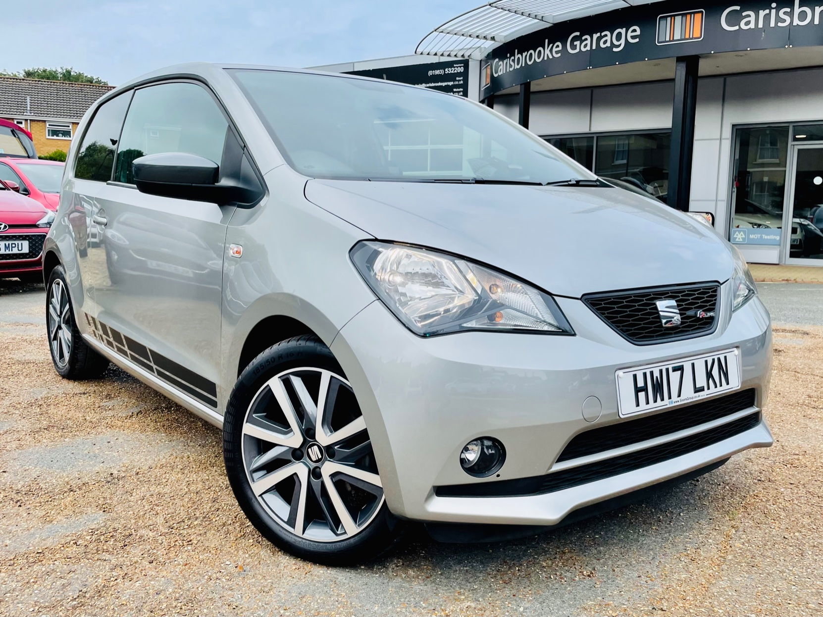 Car For Sale Seat Mii - HW17LKN Sixers Group Image #0