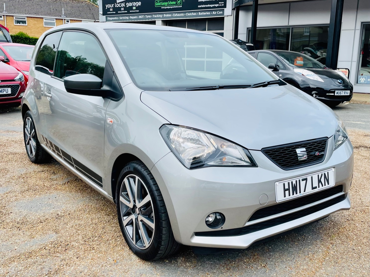 Car For Sale Seat Mii - HW17LKN Sixers Group Image #1