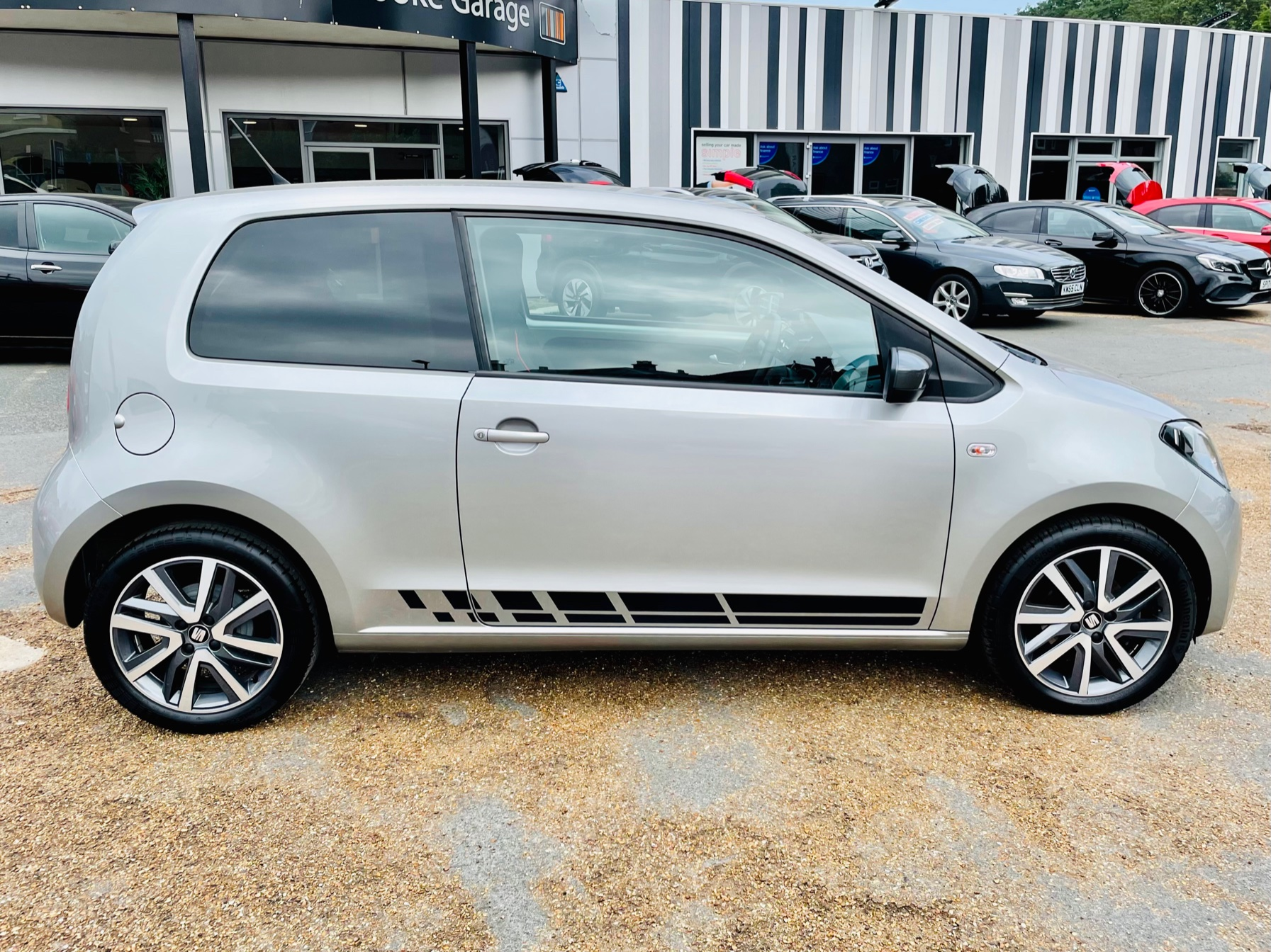 Car For Sale Seat Mii - HW17LKN Sixers Group Image #2