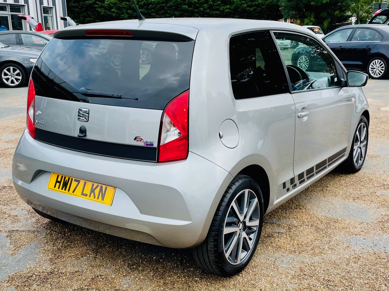Car For Sale Seat Mii - HW17LKN Sixers Group Image #3