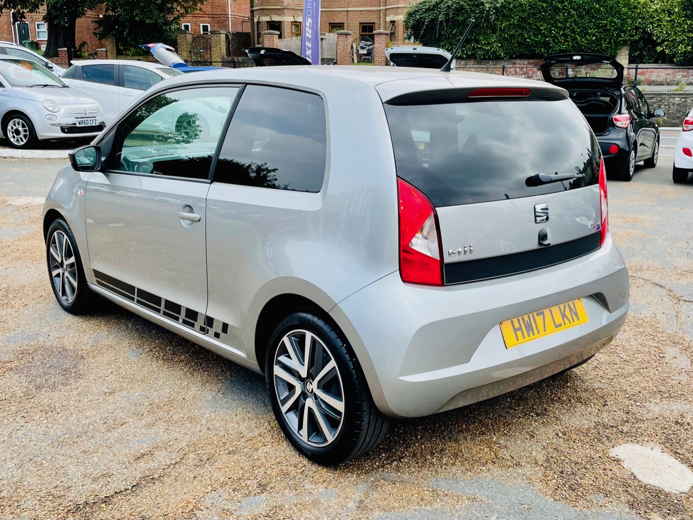 Car For Sale Seat Mii - HW17LKN Sixers Group Image #4