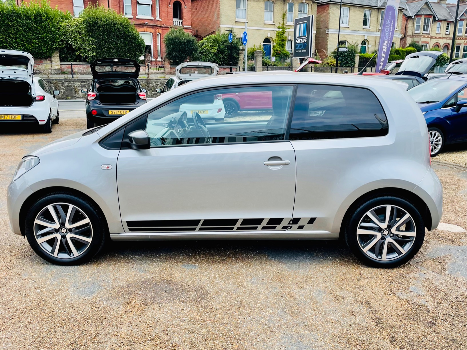 Car For Sale Seat Mii - HW17LKN Sixers Group Image #5