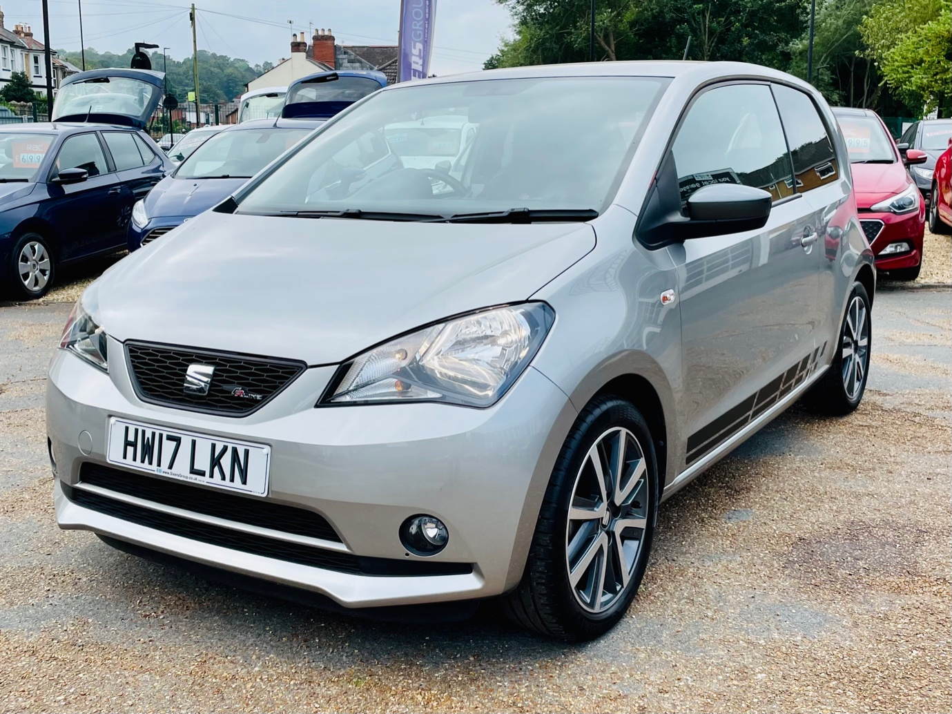 Car For Sale Seat Mii - HW17LKN Sixers Group Image #6