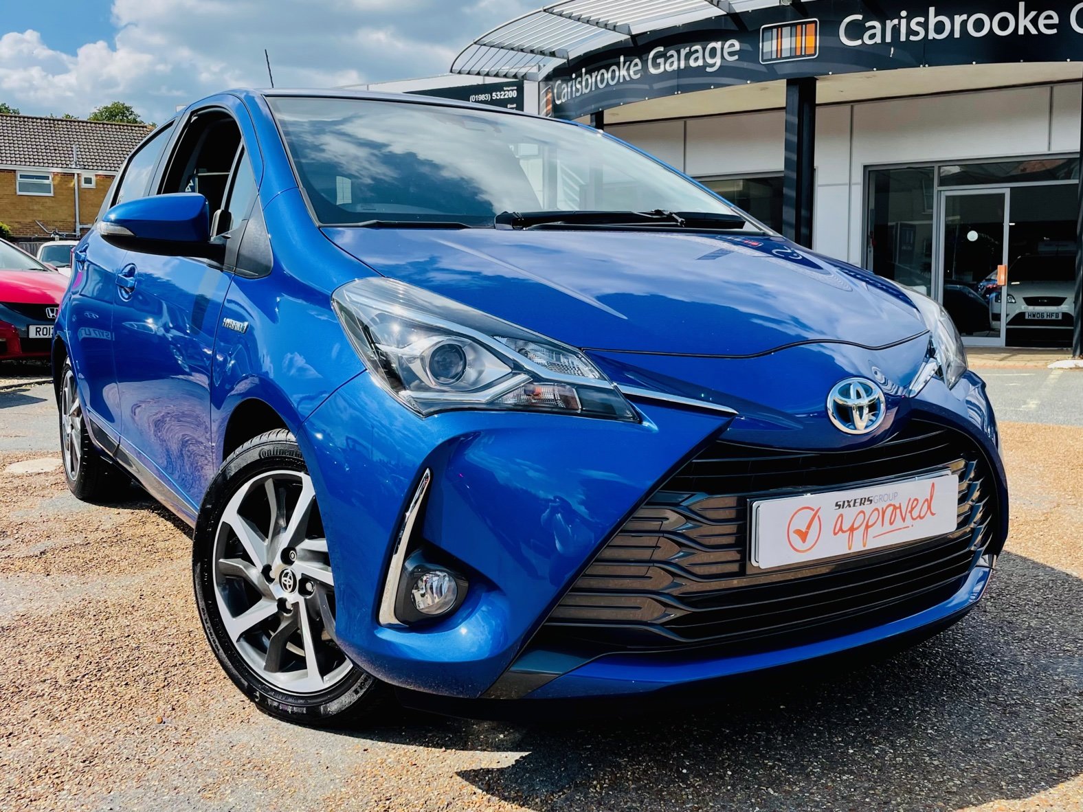 Car For Sale Toyota Yaris - HW20UAK Sixers Group Image #0