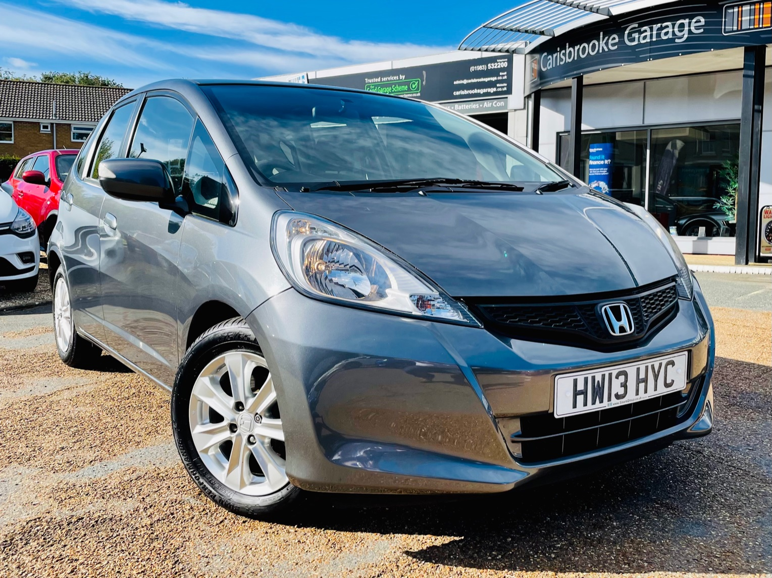 Car For Sale Honda Jazz - HW13HYC Sixers Group Image #0