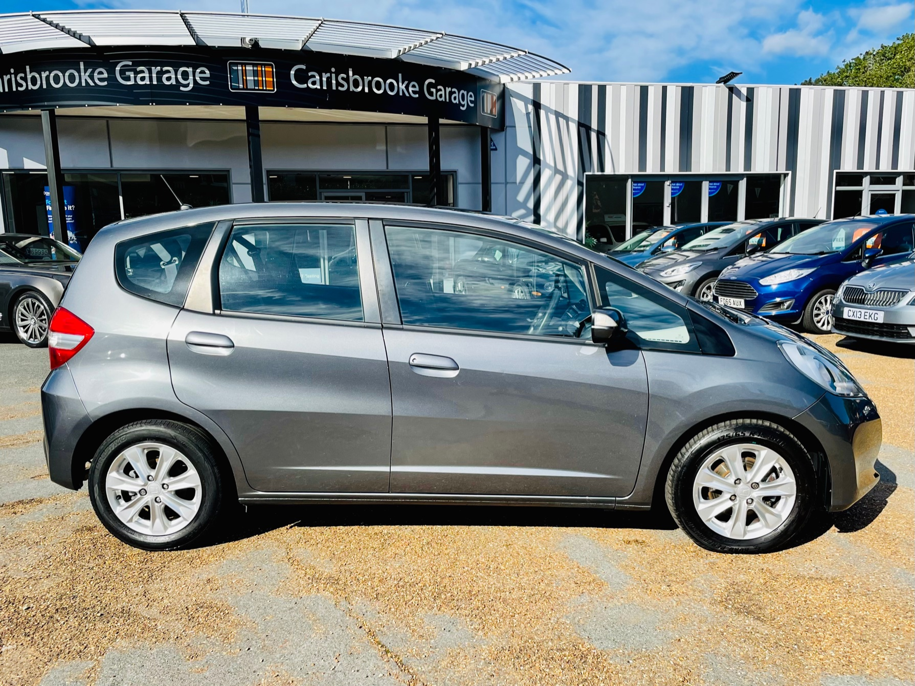 Car For Sale Honda Jazz - HW13HYC Sixers Group Image #2