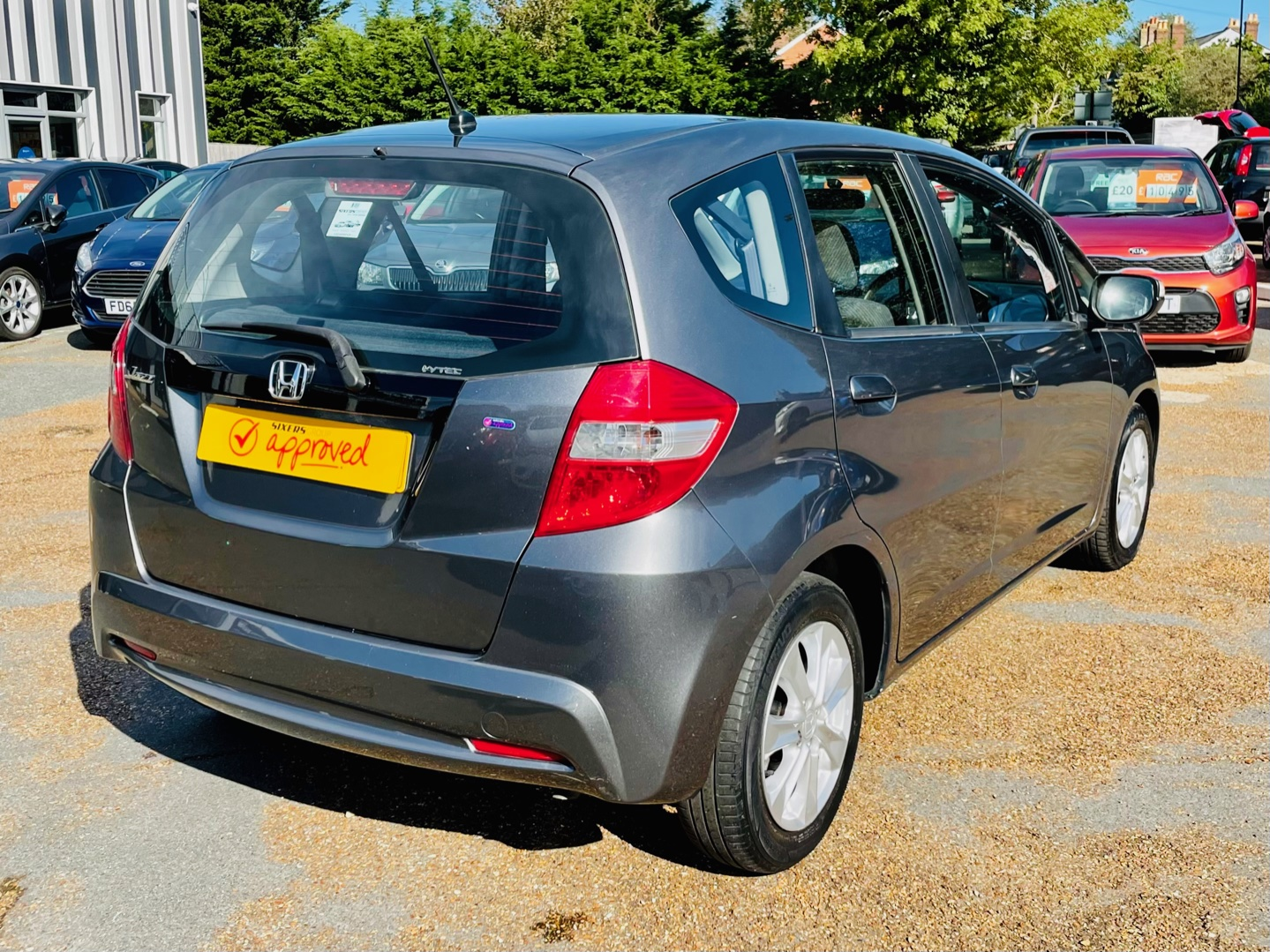 Car For Sale Honda Jazz - HW13HYC Sixers Group Image #3