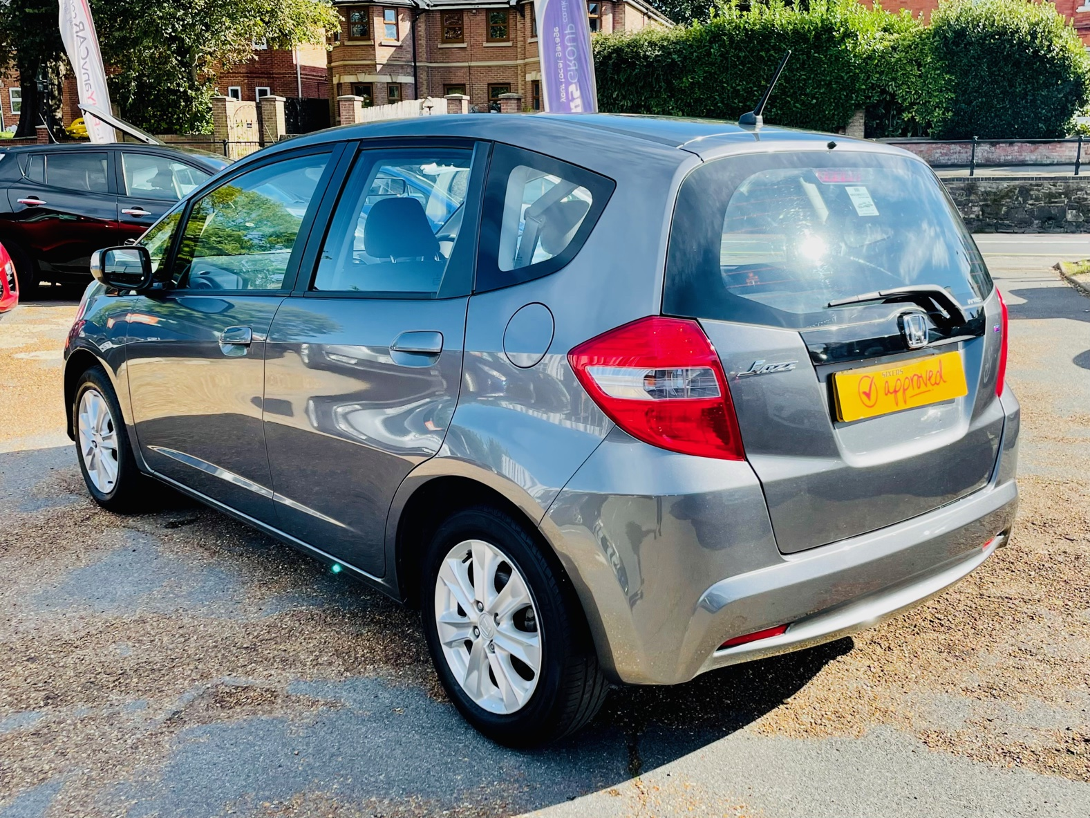 Car For Sale Honda Jazz - HW13HYC Sixers Group Image #4
