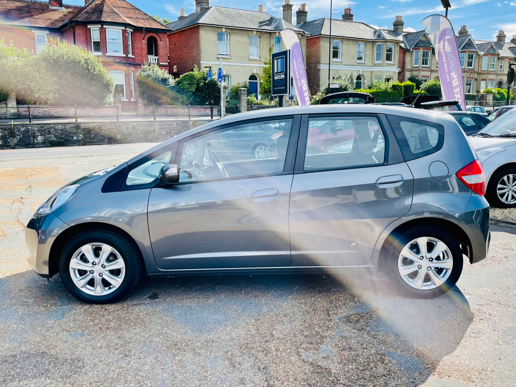 Car For Sale Honda Jazz - HW13HYC Sixers Group Image #5