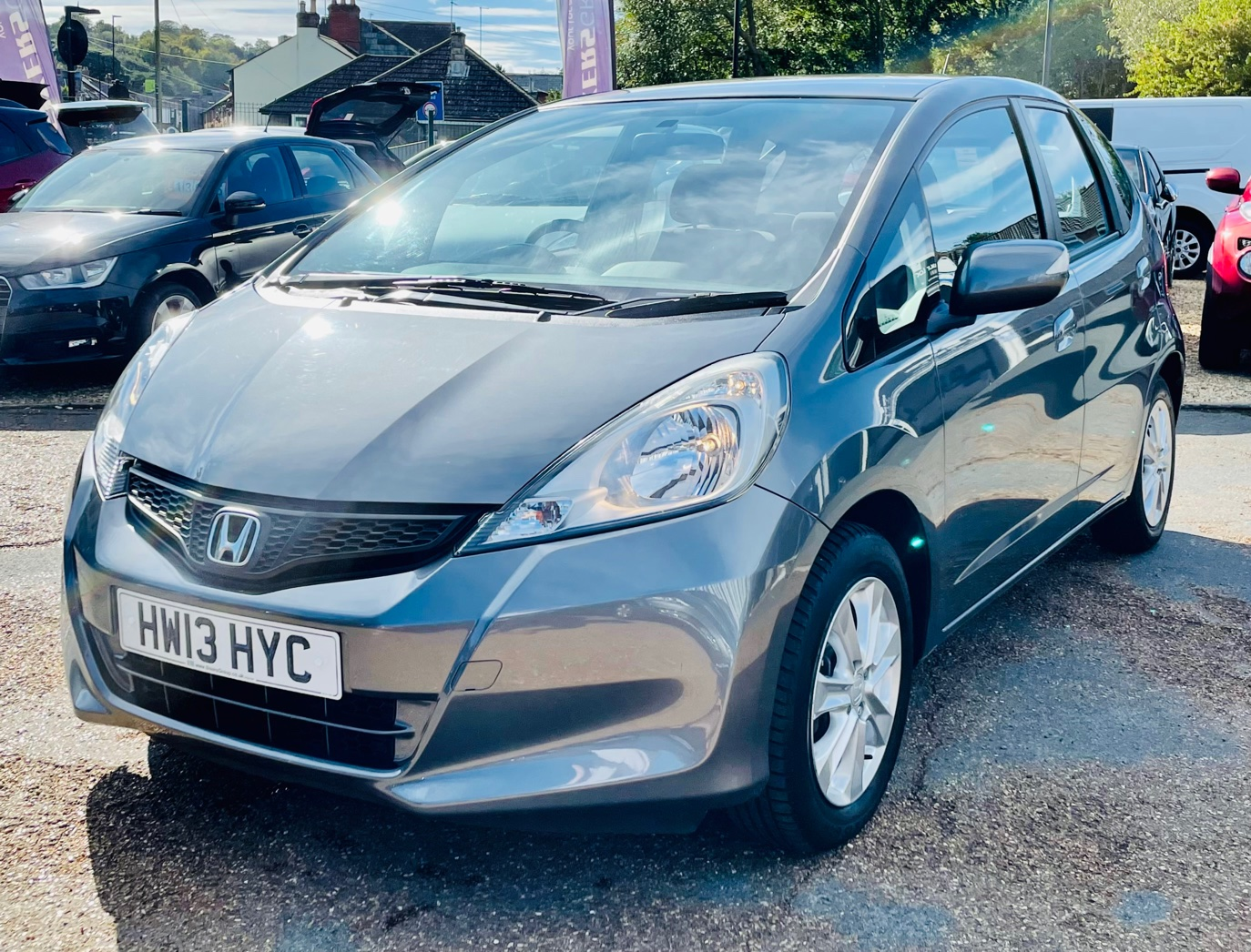 Car For Sale Honda Jazz - HW13HYC Sixers Group Image #6