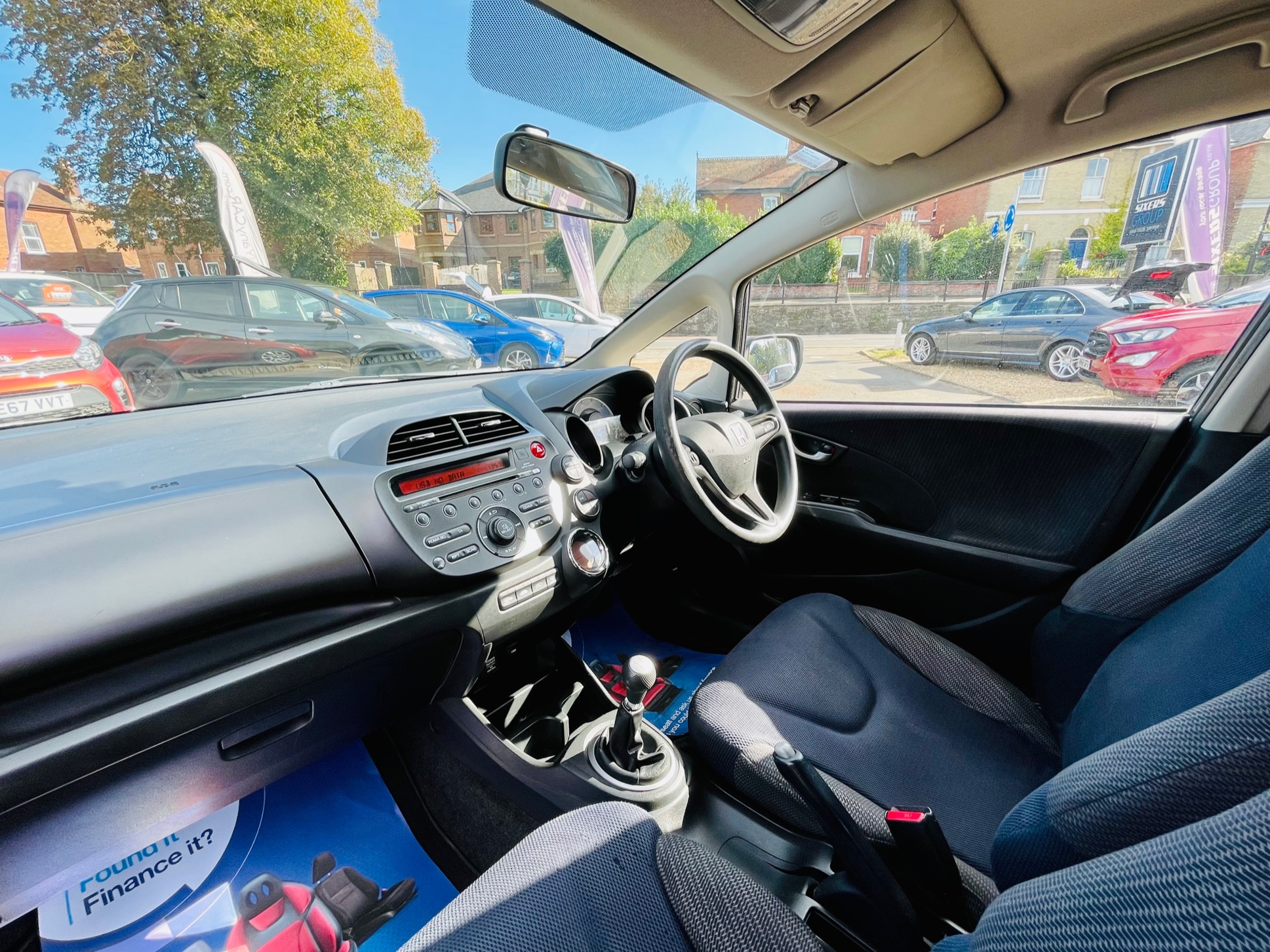 Car For Sale Honda Jazz - HW13HYC Sixers Group Image #7