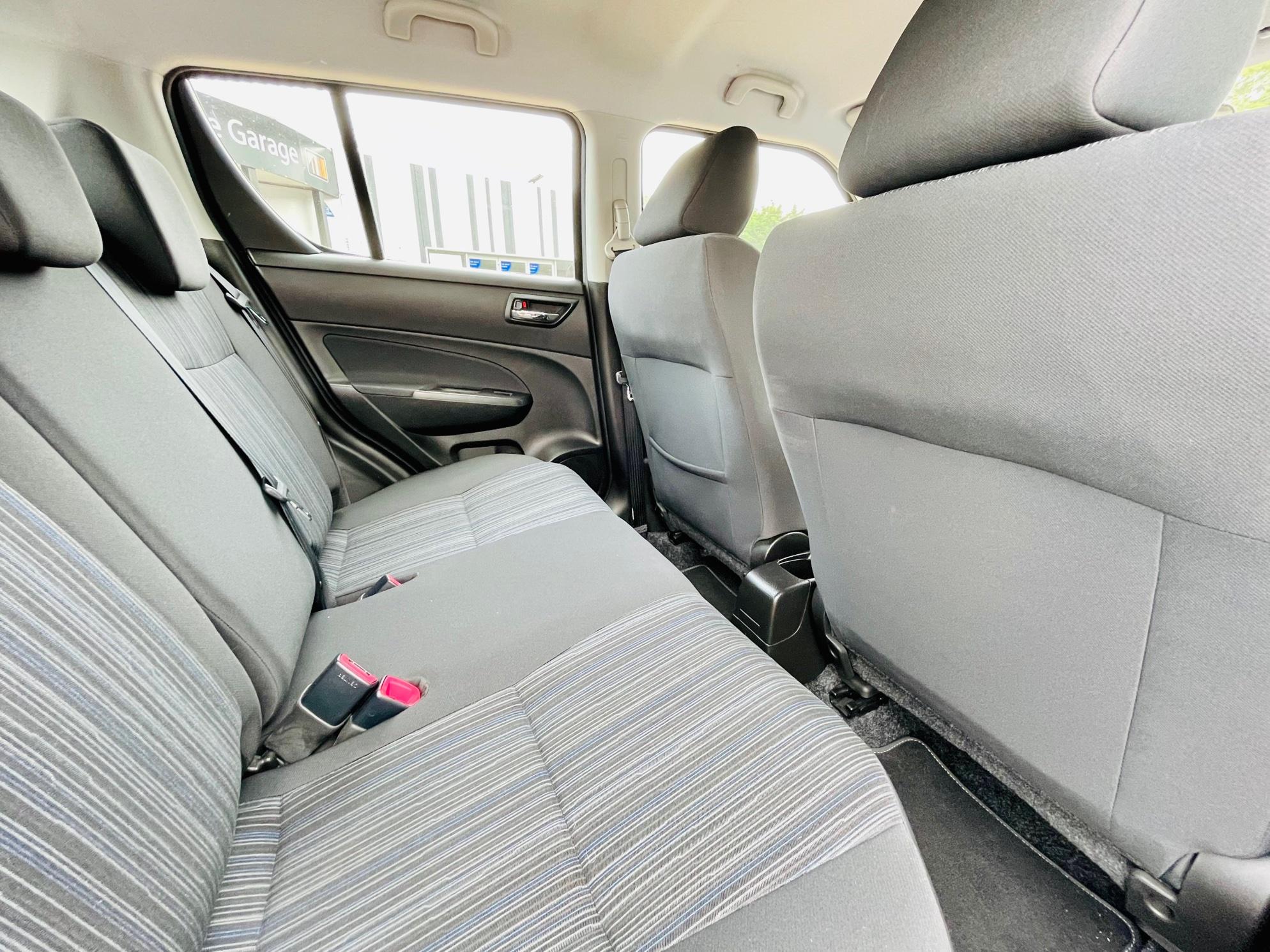 Car For Sale Suzuki Swift - KS65SRV Sixers Group Image #7