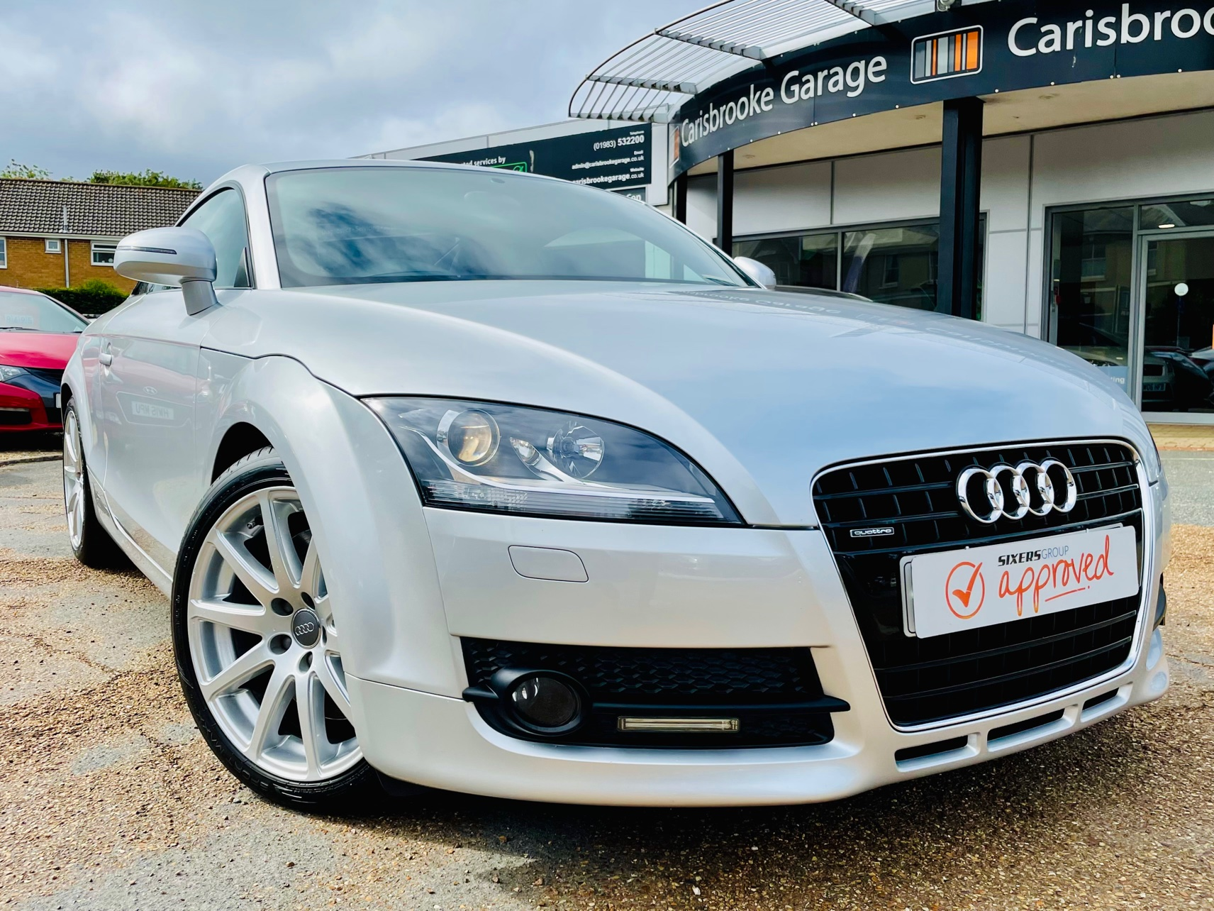 Car For Sale Audi TT - WF56FWB Sixers Group Image #0