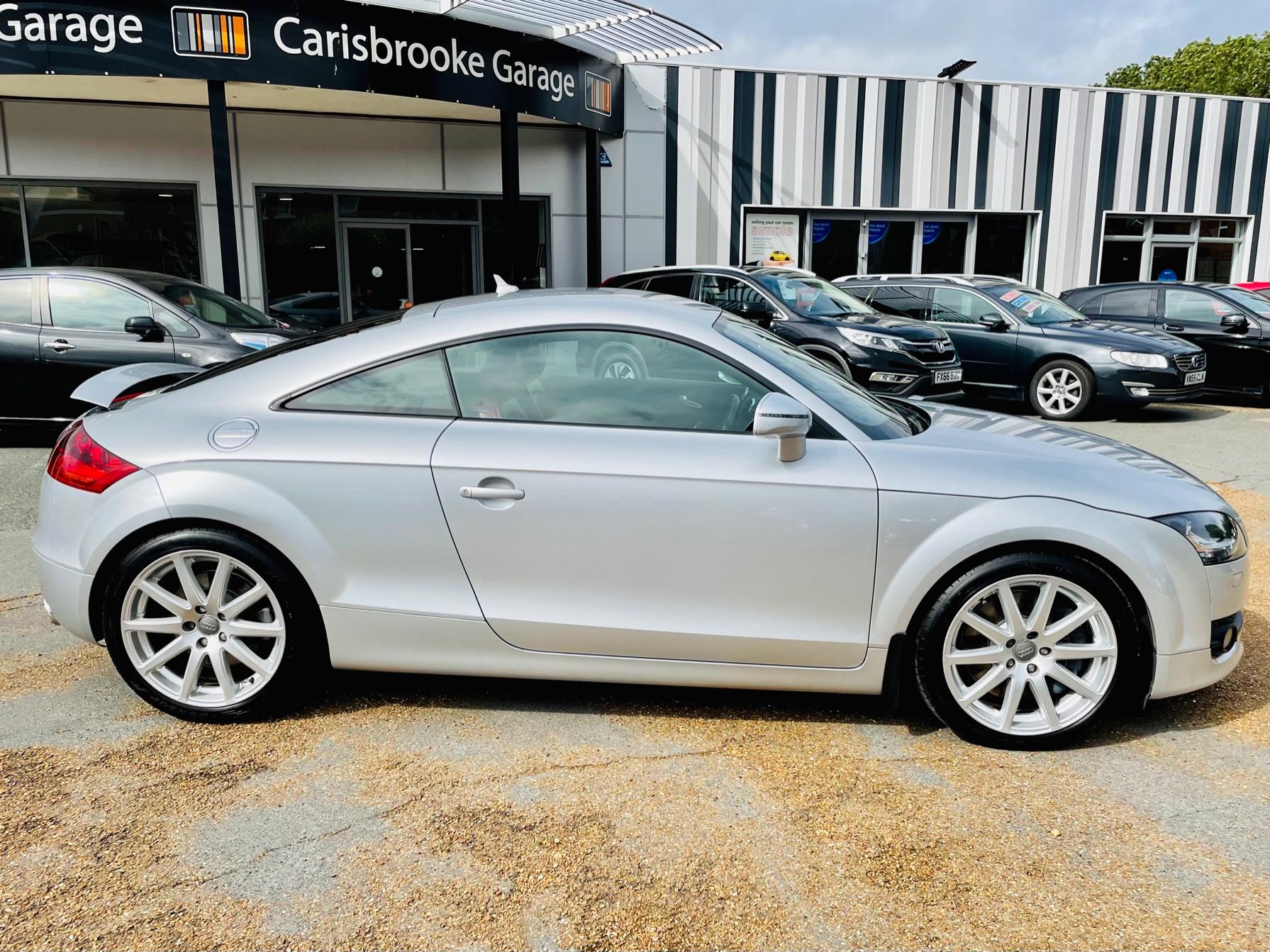 Car For Sale Audi TT - WF56FWB Sixers Group Image #2