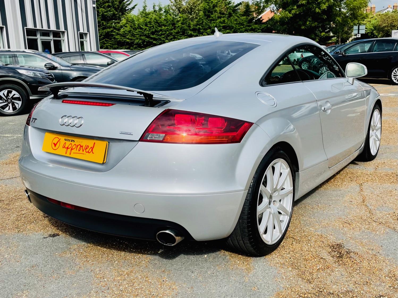 Car For Sale Audi TT - WF56FWB Sixers Group Image #3