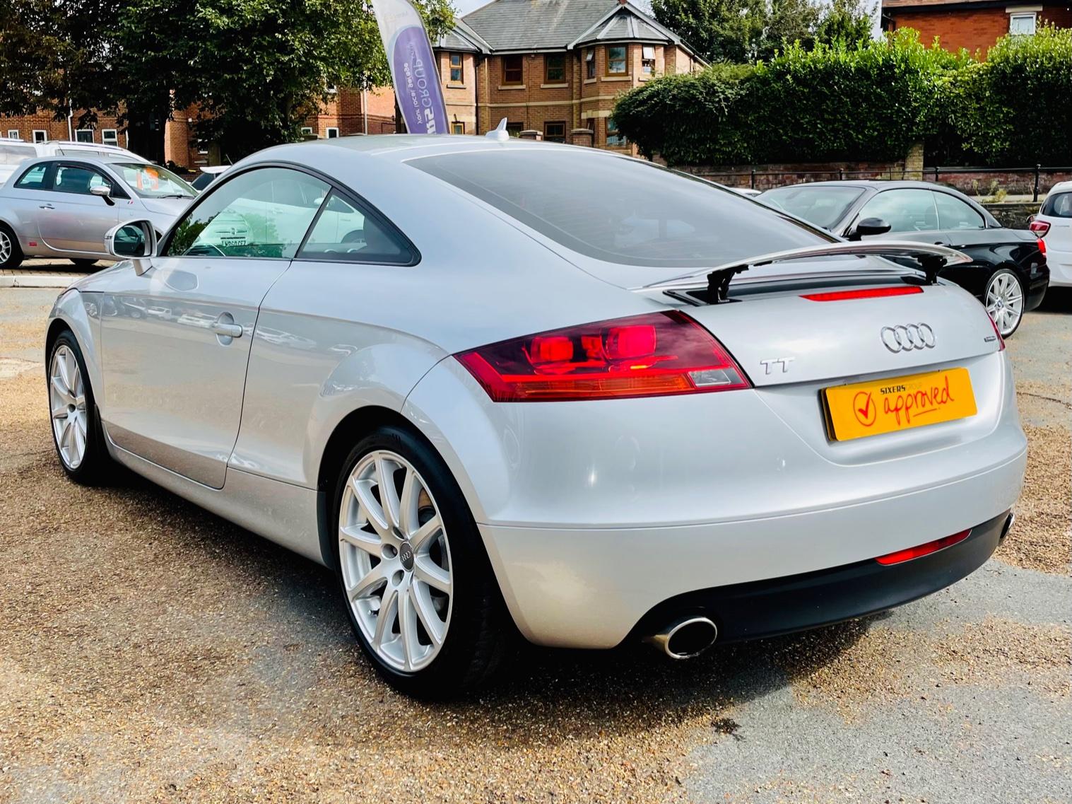 Car For Sale Audi TT - WF56FWB Sixers Group Image #4