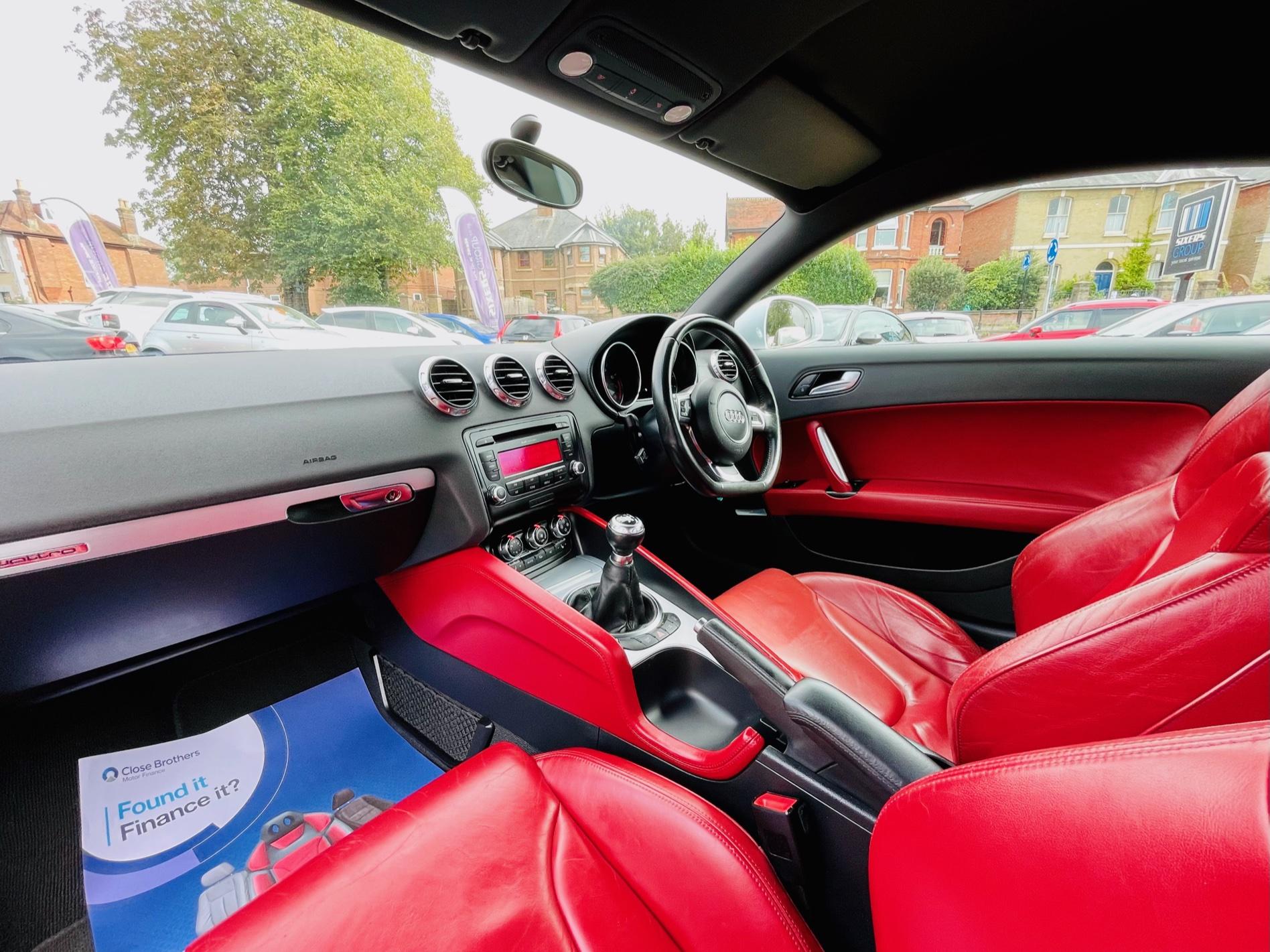 Car For Sale Audi TT - WF56FWB Sixers Group Image #7