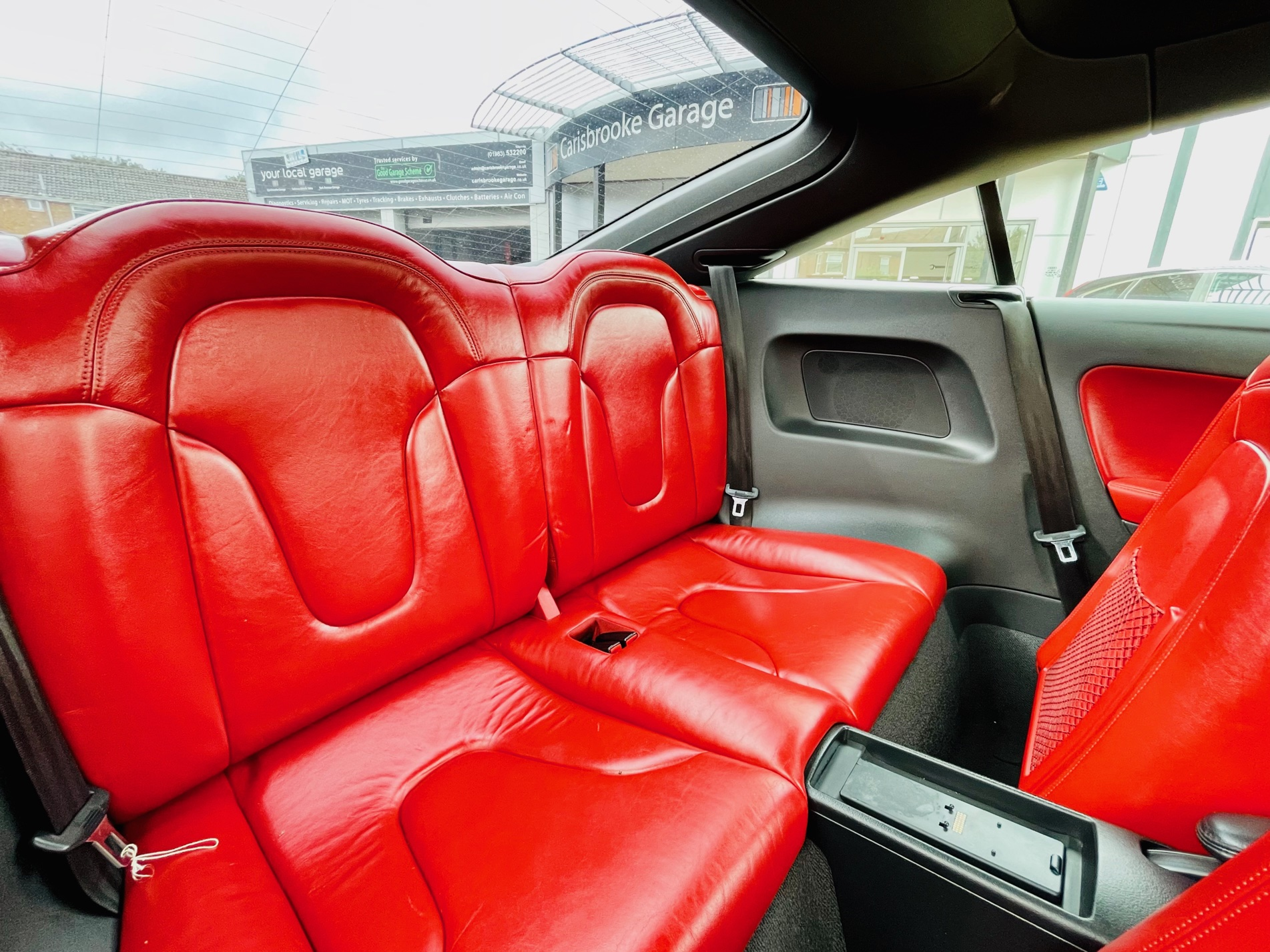 Car For Sale Audi TT - WF56FWB Sixers Group Image #8