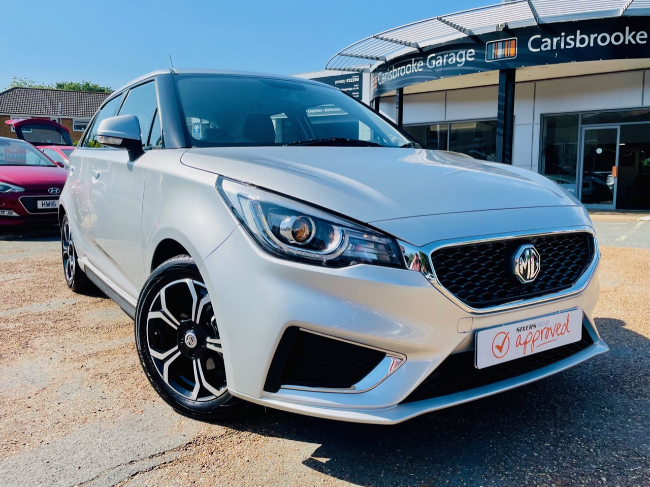 Car For Sale MG 3 - LE69CTZ Sixers Group Image #0