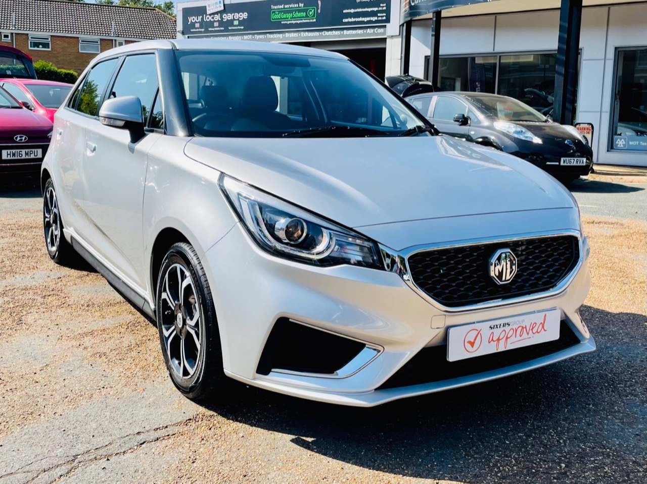 Car For Sale MG 3 - LE69CTZ Sixers Group Image #1