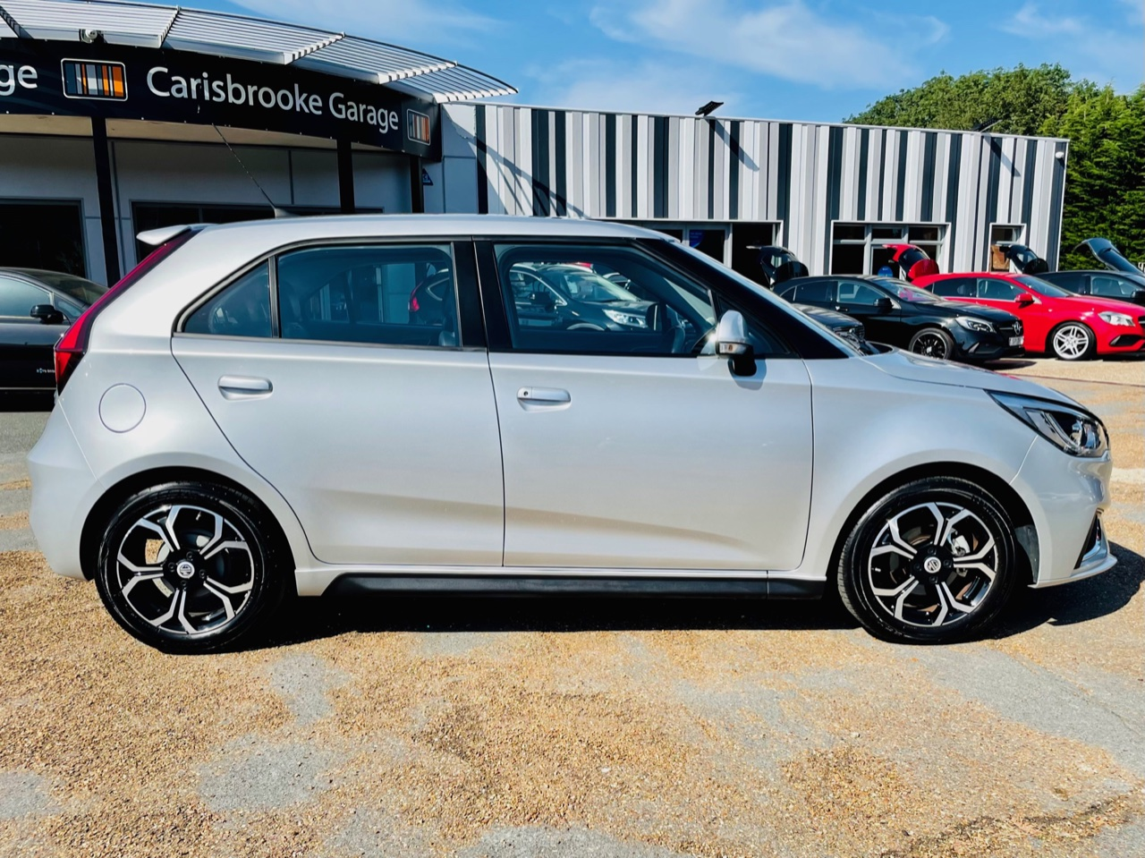 Car For Sale MG 3 - LE69CTZ Sixers Group Image #2