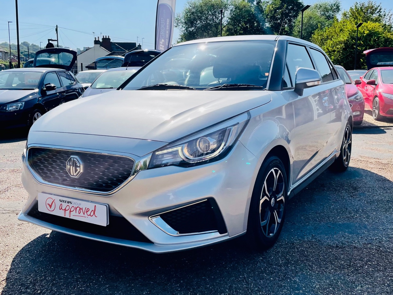 Car For Sale MG 3 - LE69CTZ Sixers Group Image #6