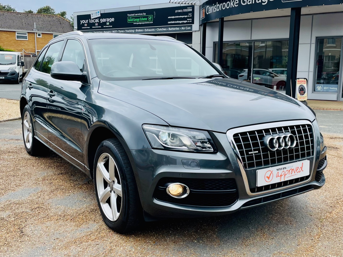 Car For Sale Audi Q5 - HW10OFL Sixers Group Image #1