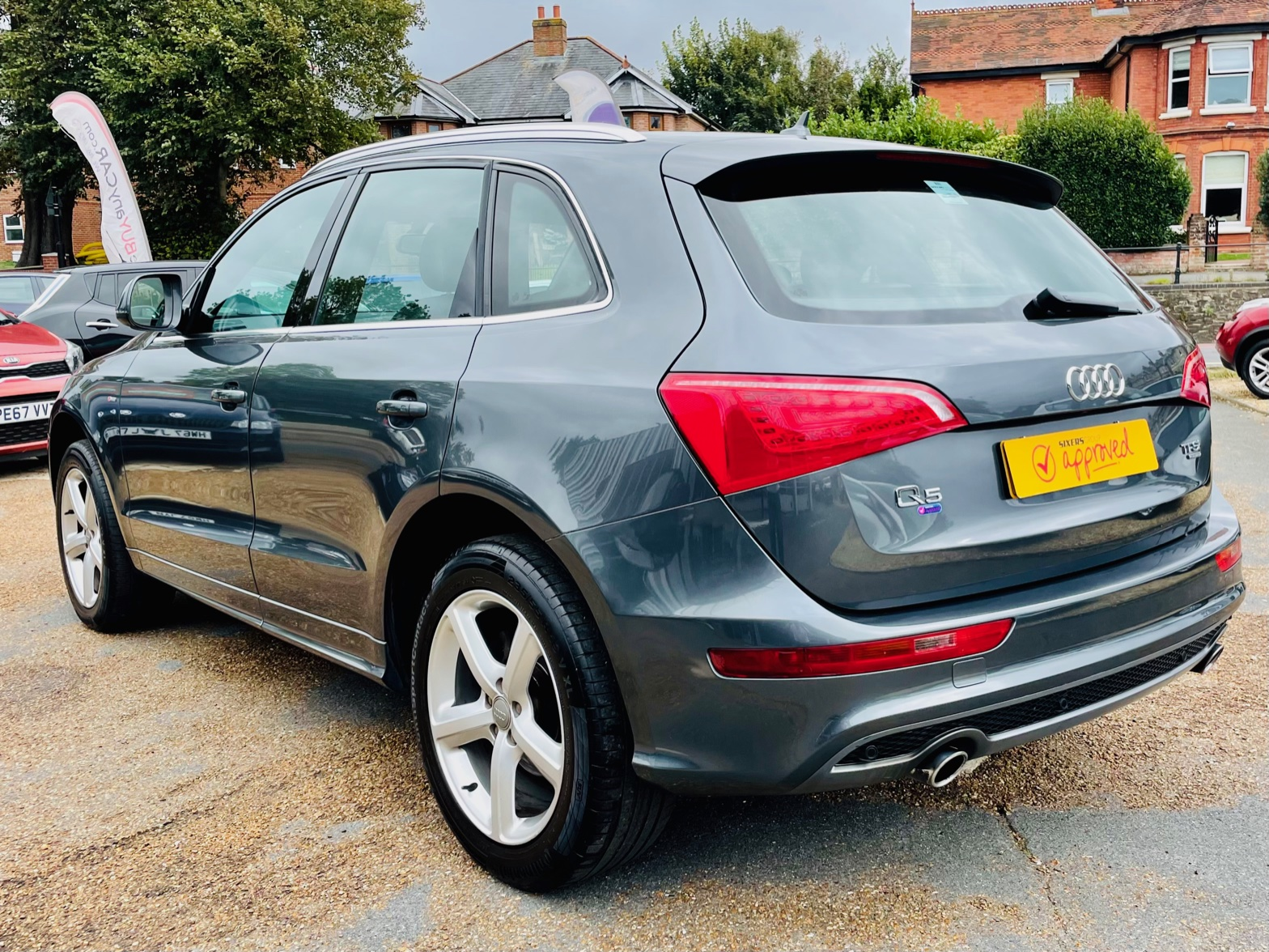 Car For Sale Audi Q5 - HW10OFL Sixers Group Image #4