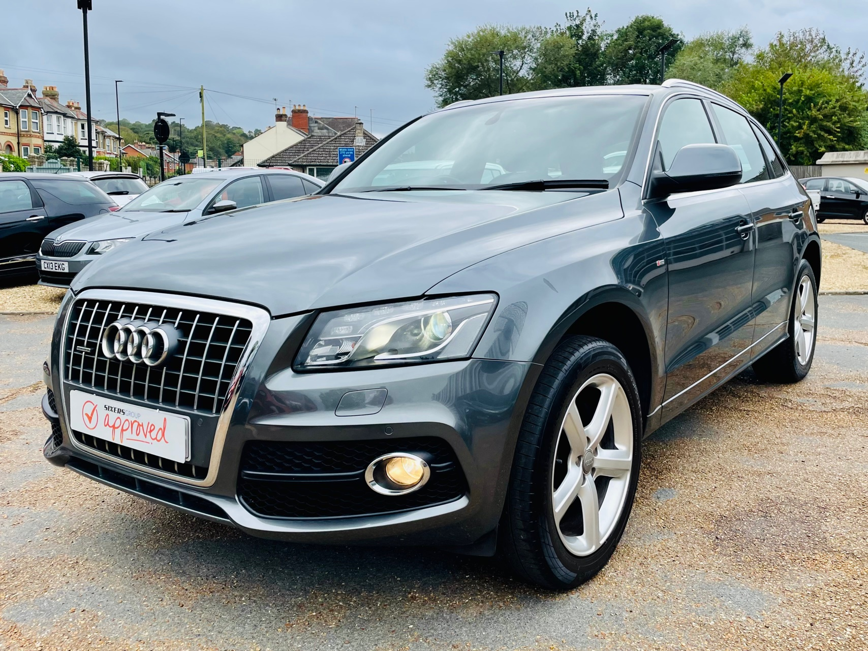 Car For Sale Audi Q5 - HW10OFL Sixers Group Image #6