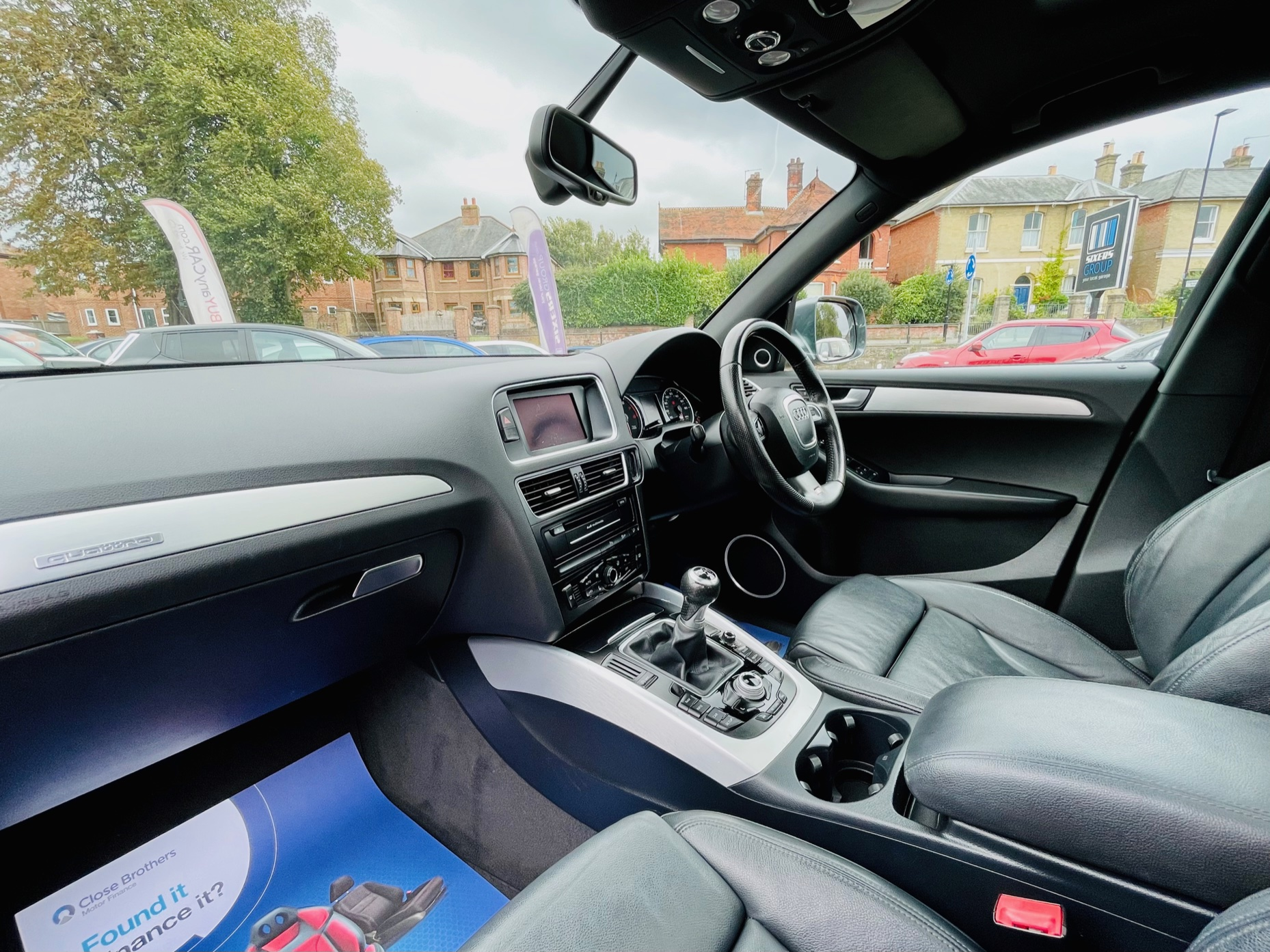 Car For Sale Audi Q5 - HW10OFL Sixers Group Image #7