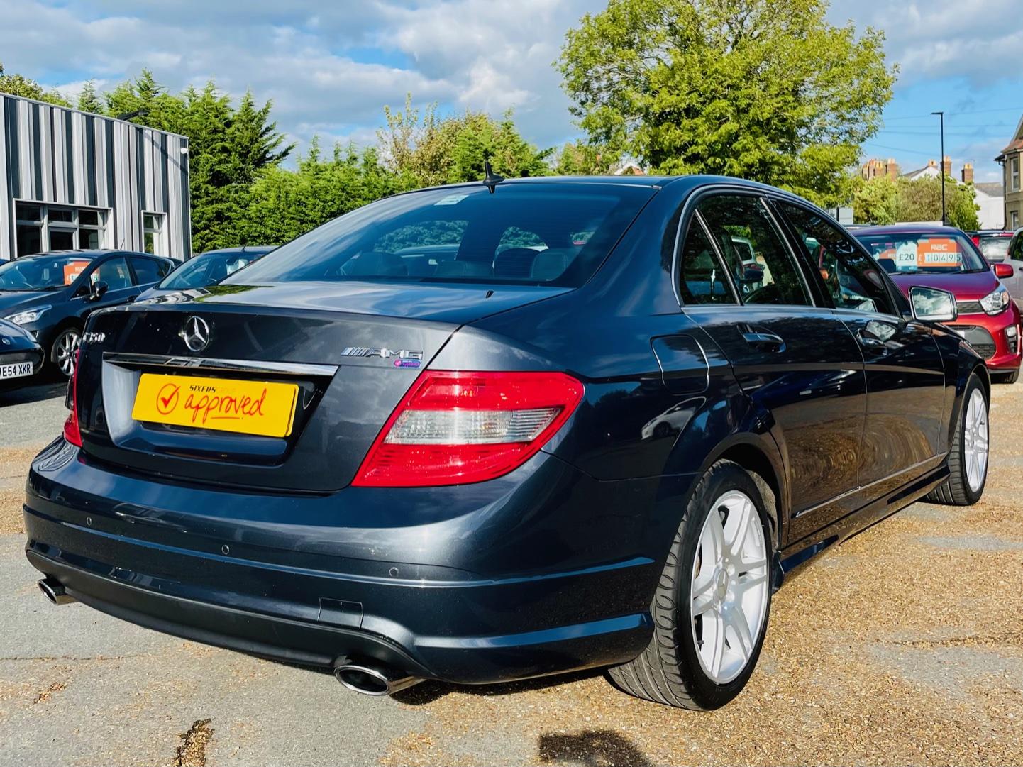Car For Sale Mercedes C-Class - KP58ZHH Sixers Group Image #3