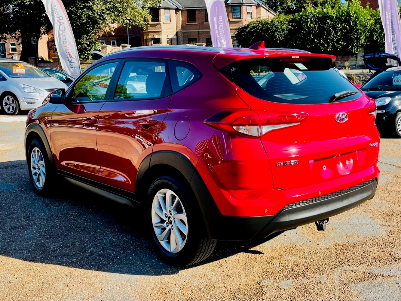 Car For Sale Hyundai TUCSON - PE18YWH Sixers Group Image #4