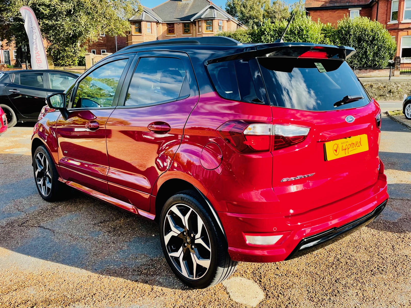 Car For Sale Ford Ecosport - WN68SFX Sixers Group Image #2